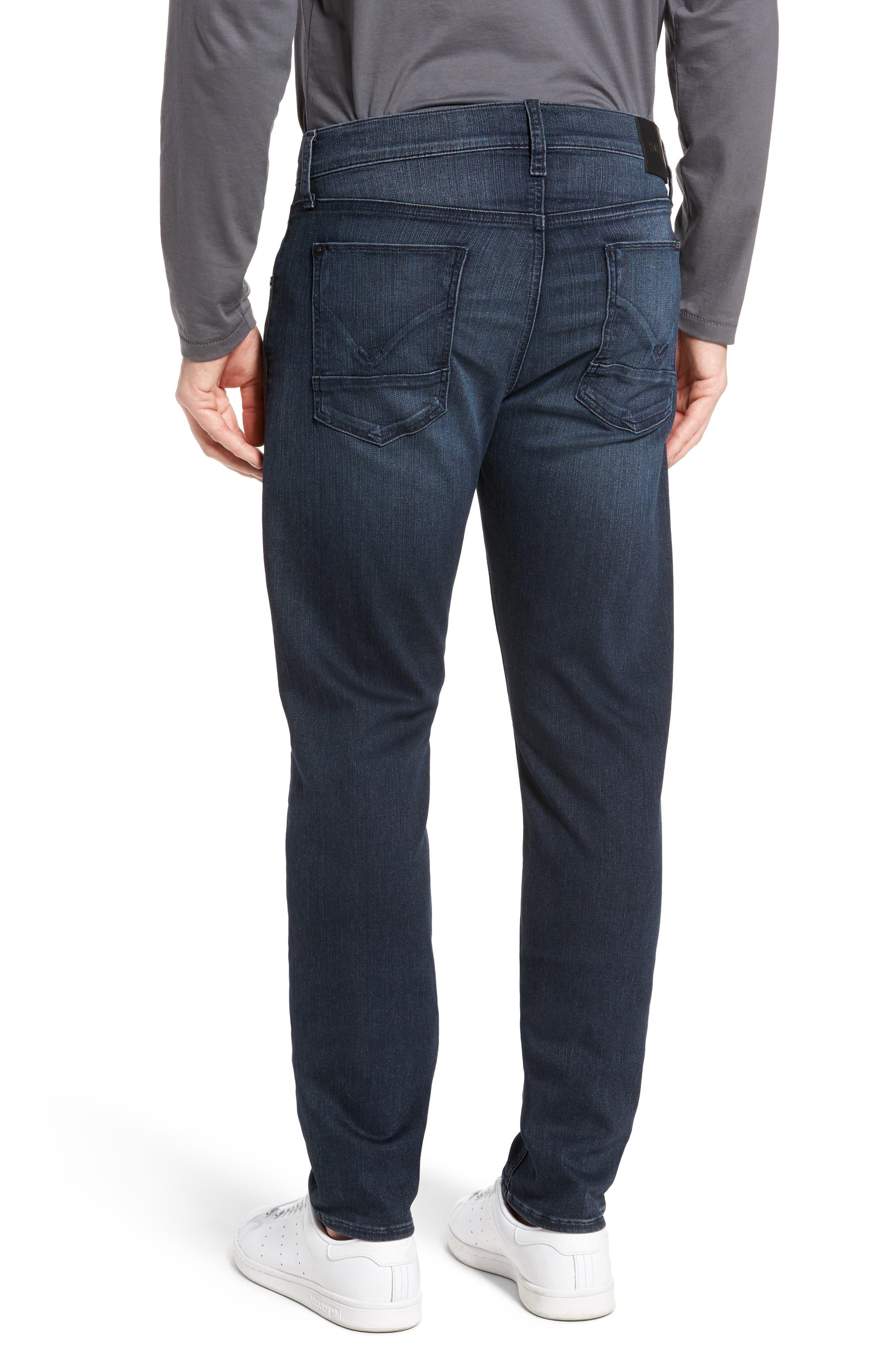 Blake Slim Fit Jeans,                             Alternate thumbnail 2, color,                             400