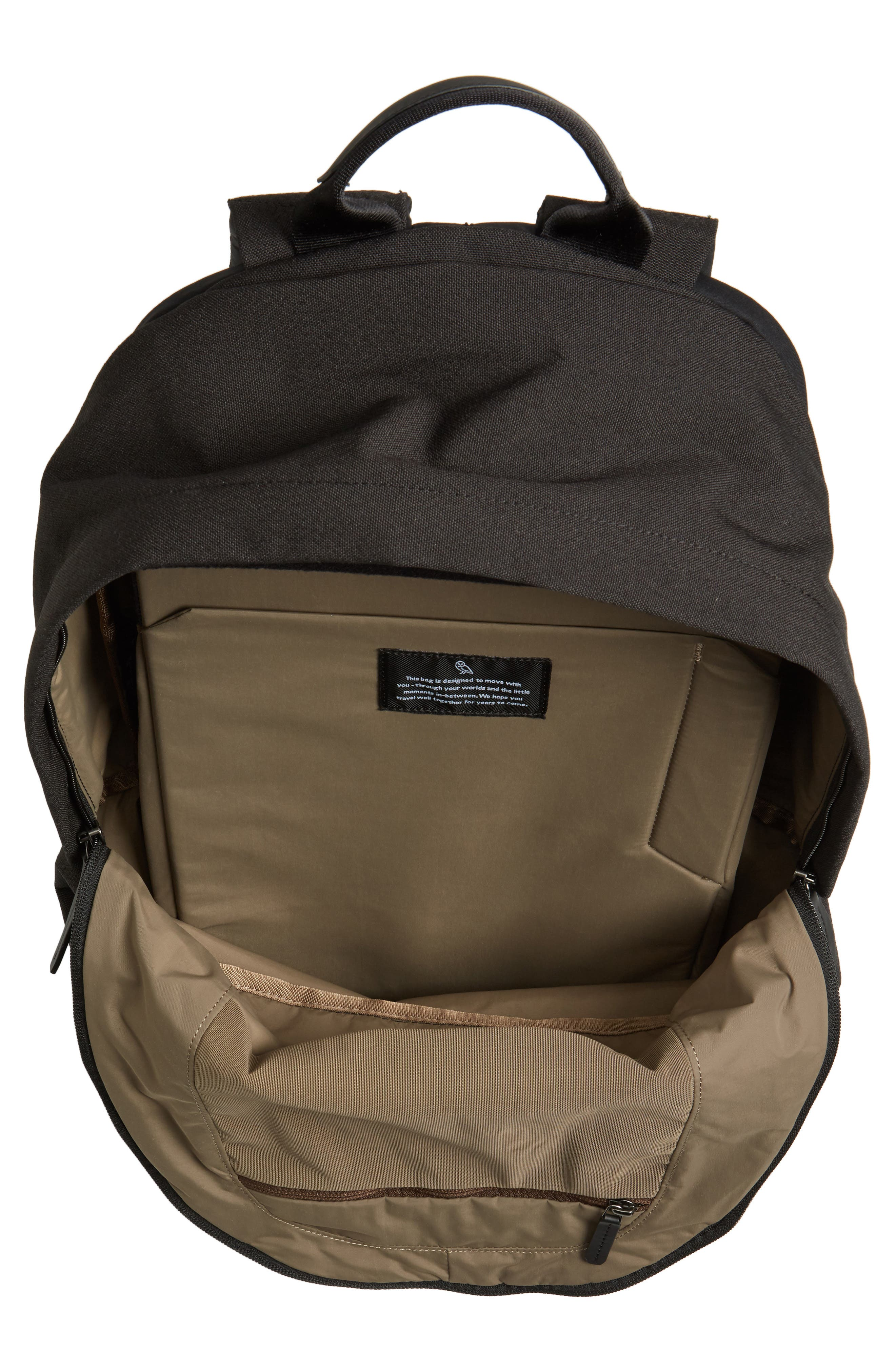 Classic Backpack,                             Alternate thumbnail 4, color,                             001