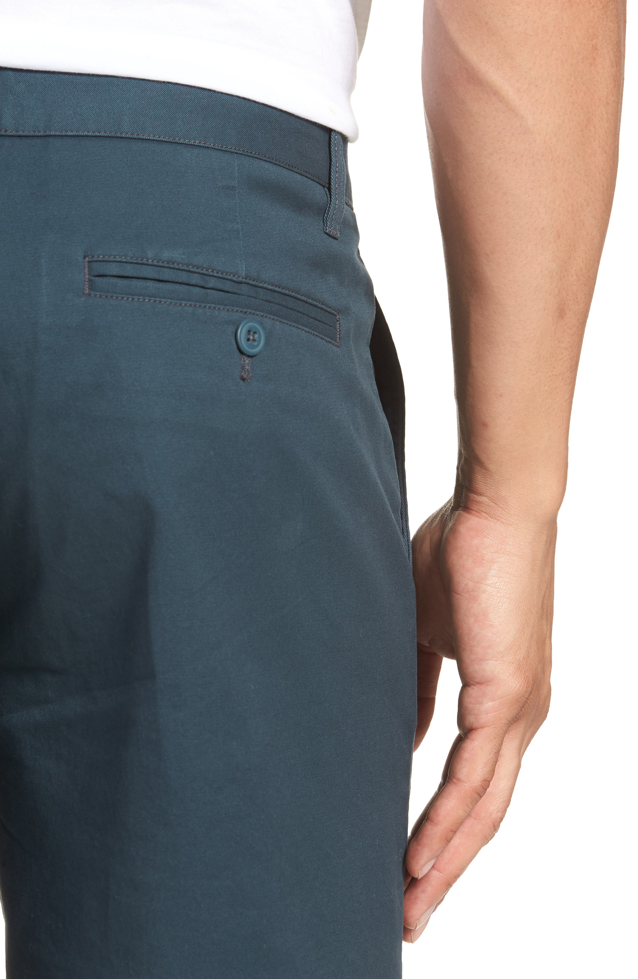 Stretch Chino 7-Inch Shorts,                             Alternate thumbnail 43, color,