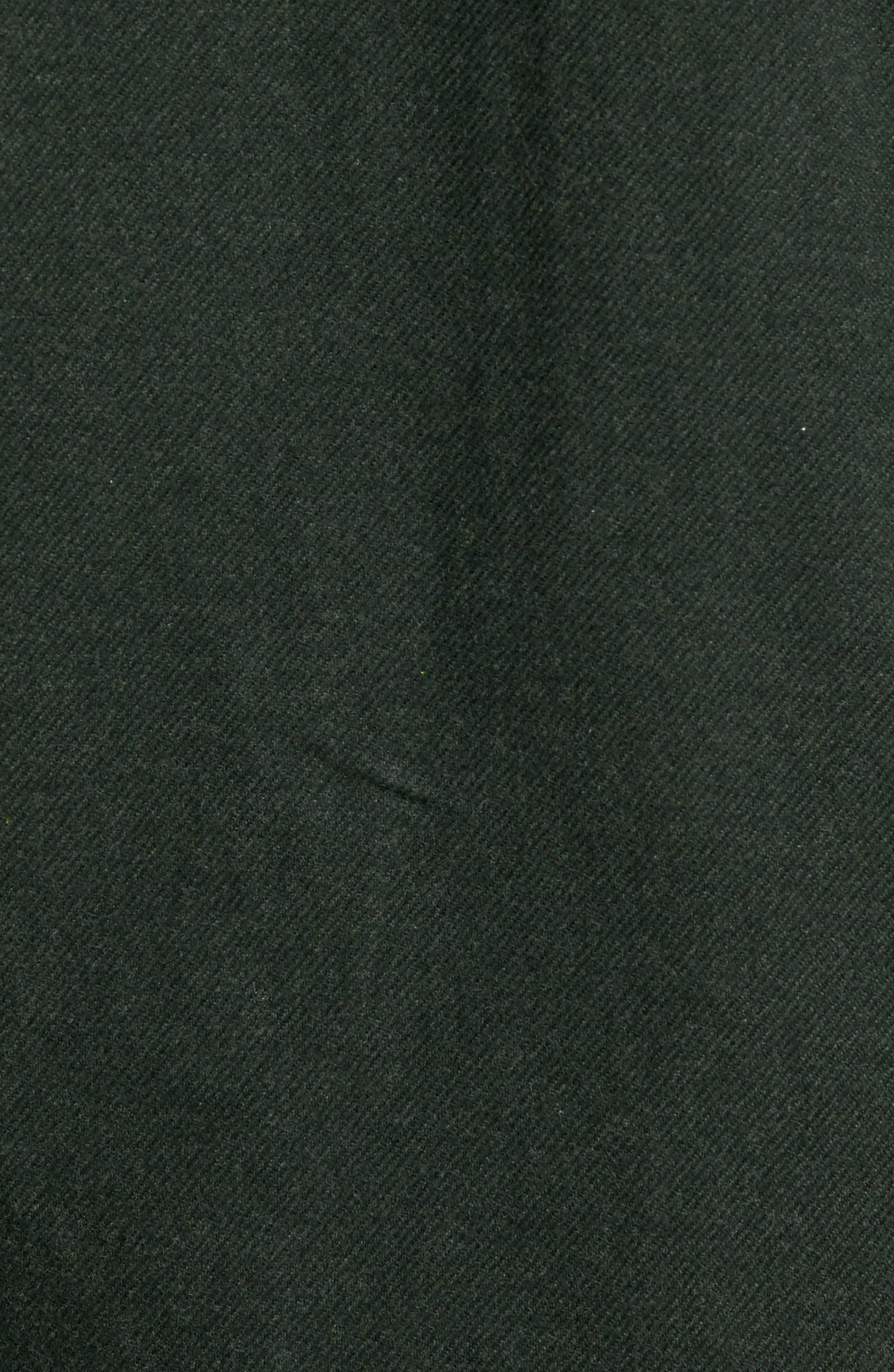 'Fjord' Flannel Shirt Jacket,                             Alternate thumbnail 7, color,                             002