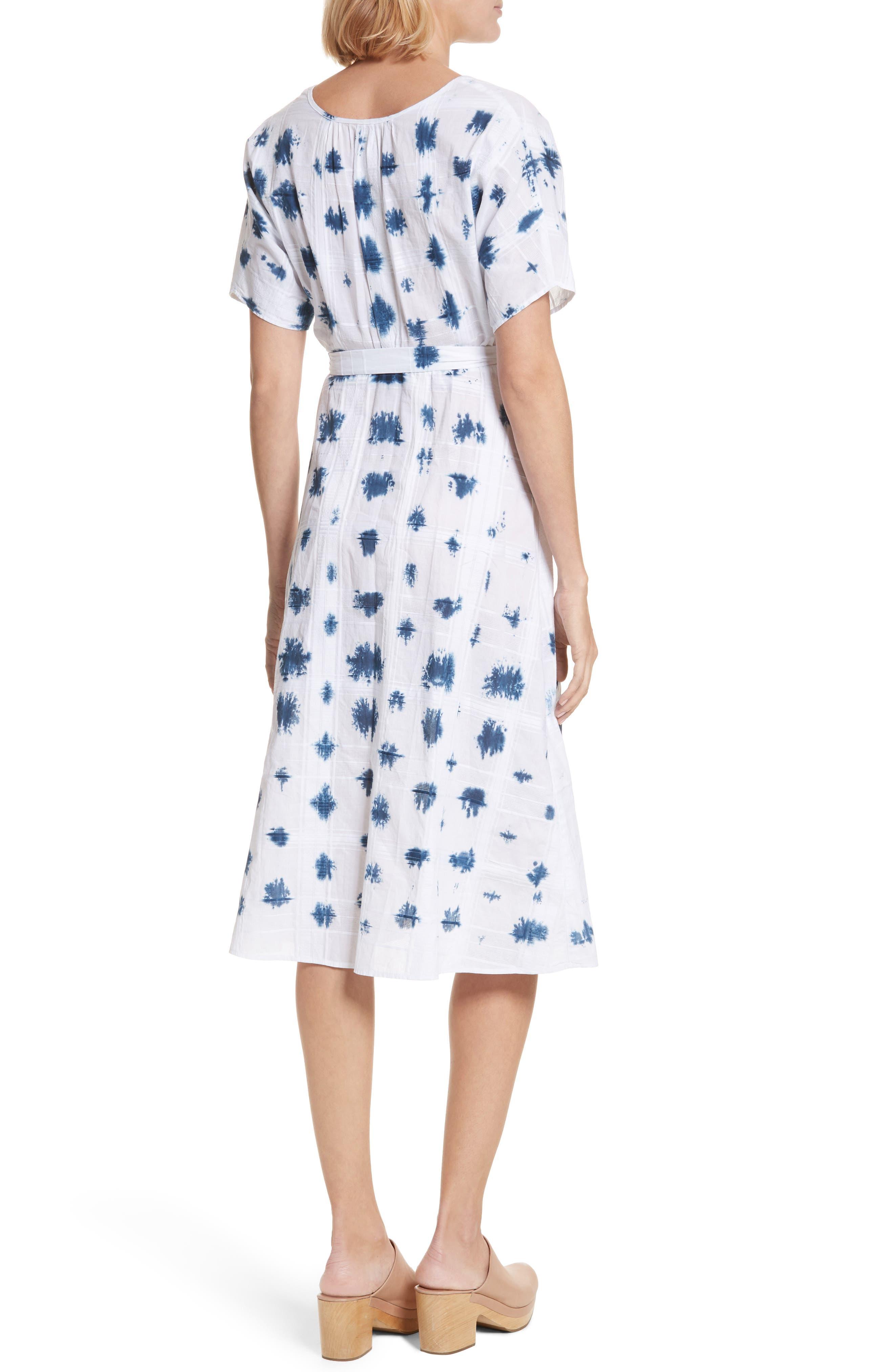 Weekend Tie Dye Dress,                             Alternate thumbnail 2, color,                             122