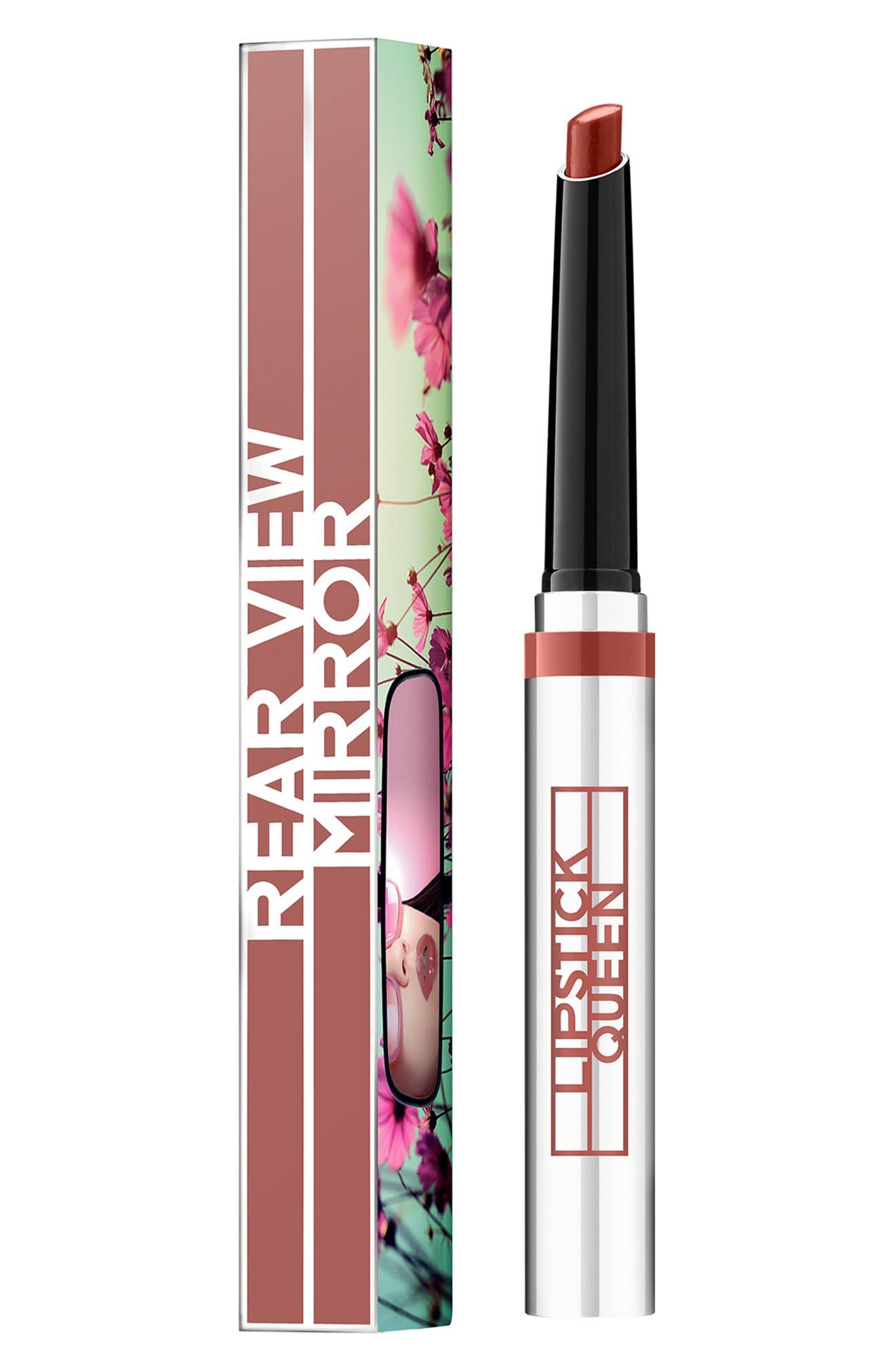 LIPSTICK QUEEN,                             SPACE.NK.apothecary Lipstick Queen Rear View Mirror Lip Lacquer,                             Alternate thumbnail 2, color,                             JOY RIDE JAVA