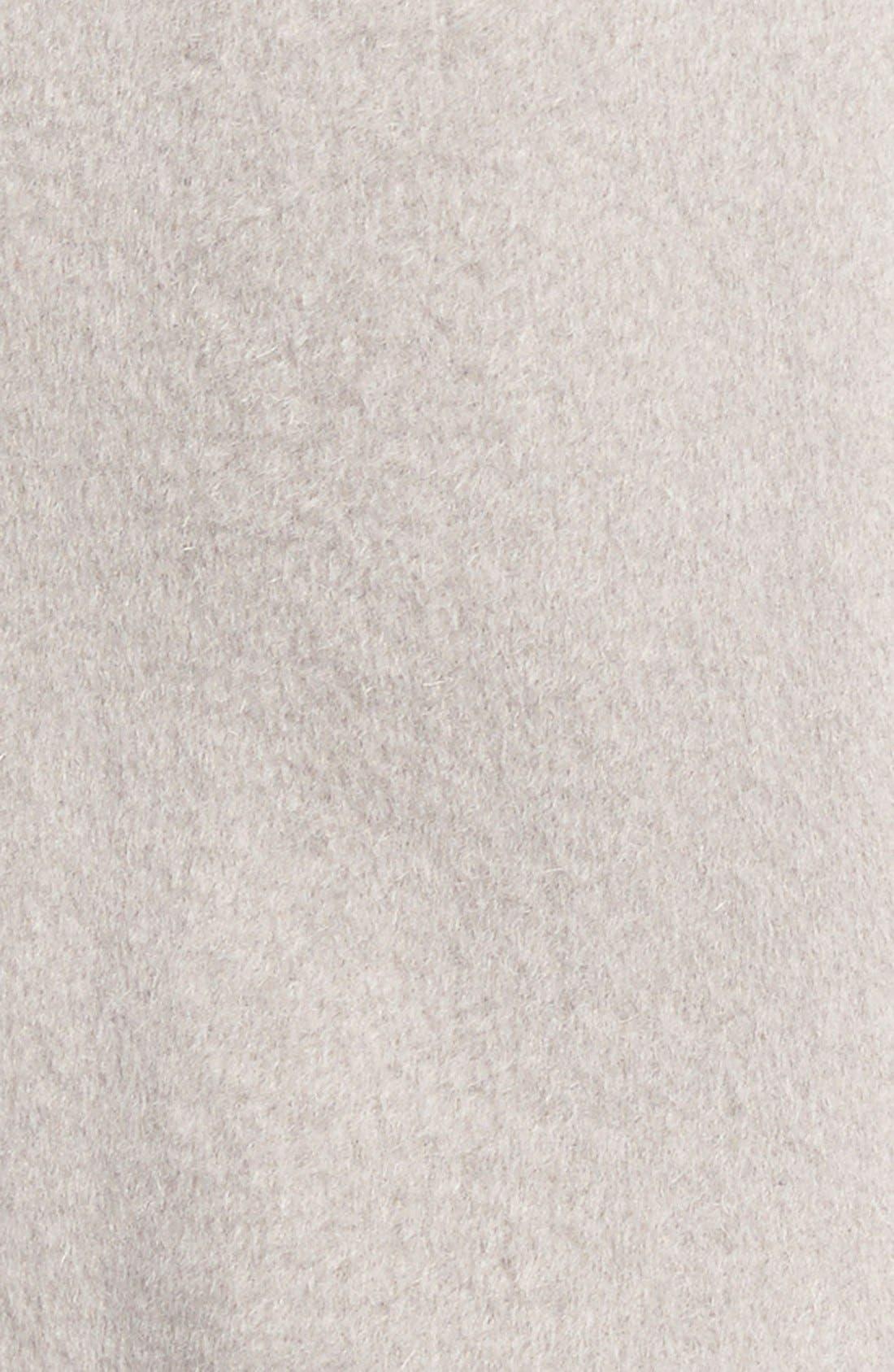 T Tahari Wool Blend Belted Wrap Coat,                             Alternate thumbnail 16, color,