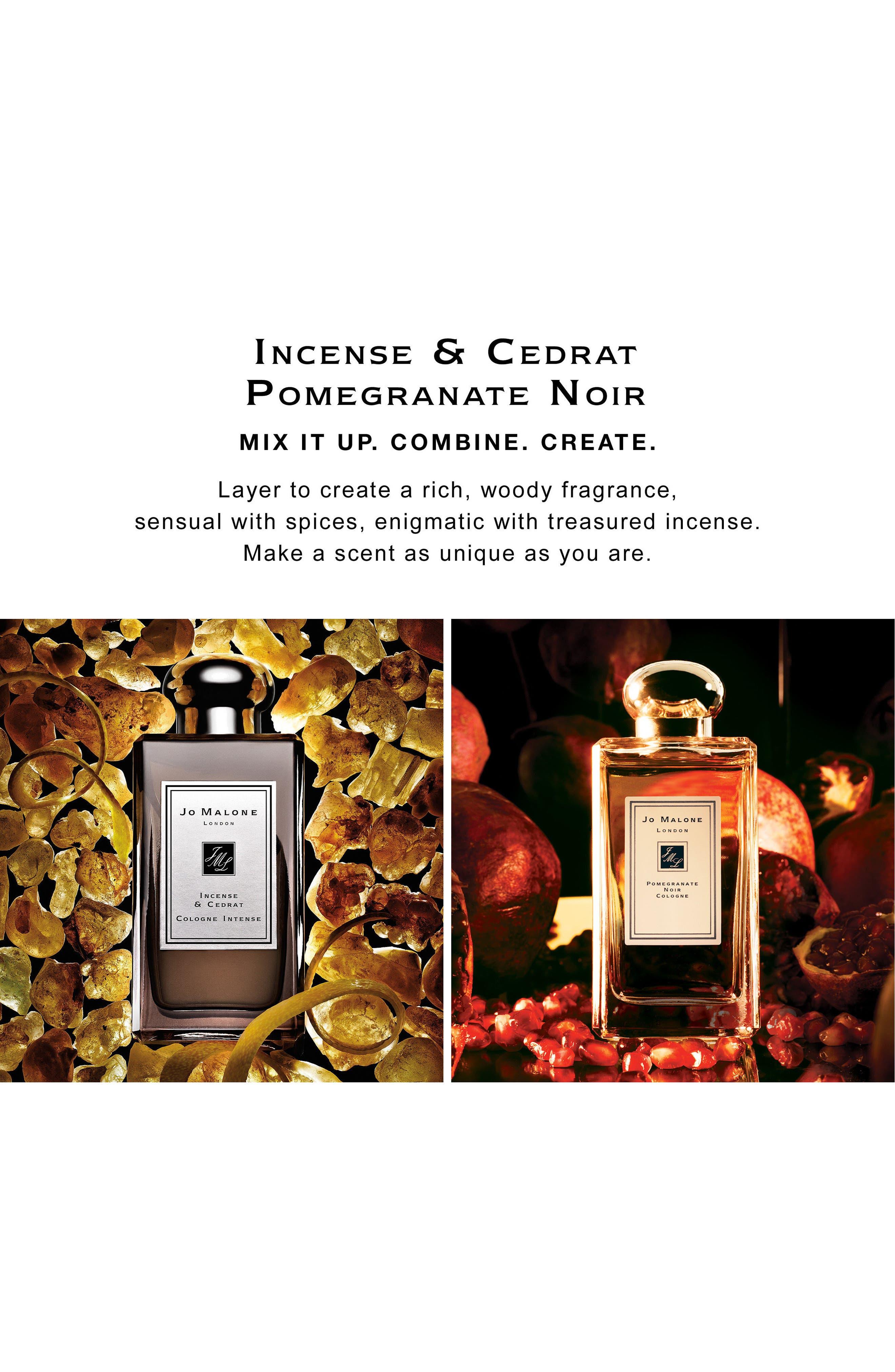 Incense & Cedrat Cologne,                             Alternate thumbnail 4, color,                             NO COLOR
