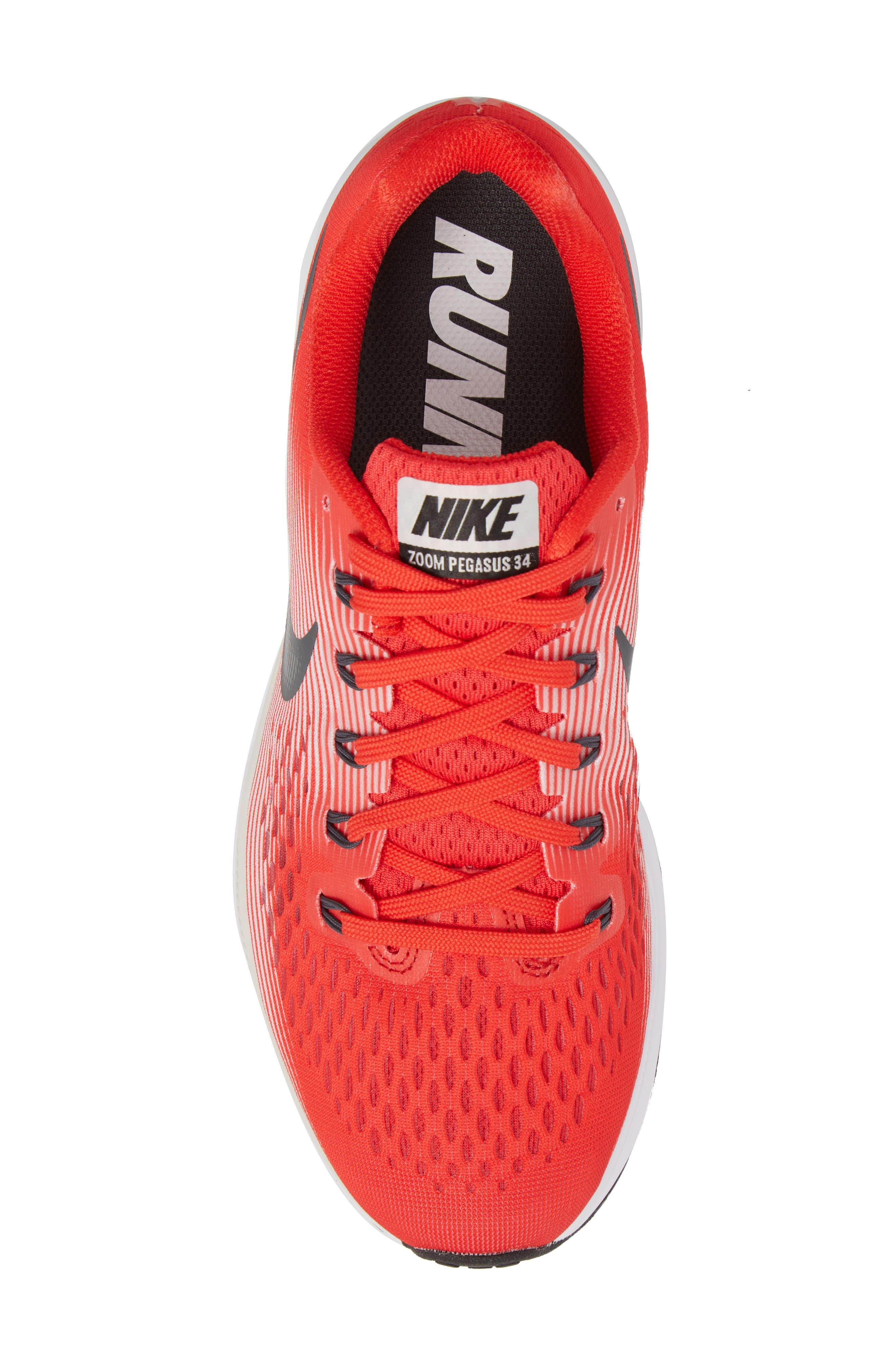 Air Zoom Pegasus 34 Sneaker,                             Alternate thumbnail 49, color,