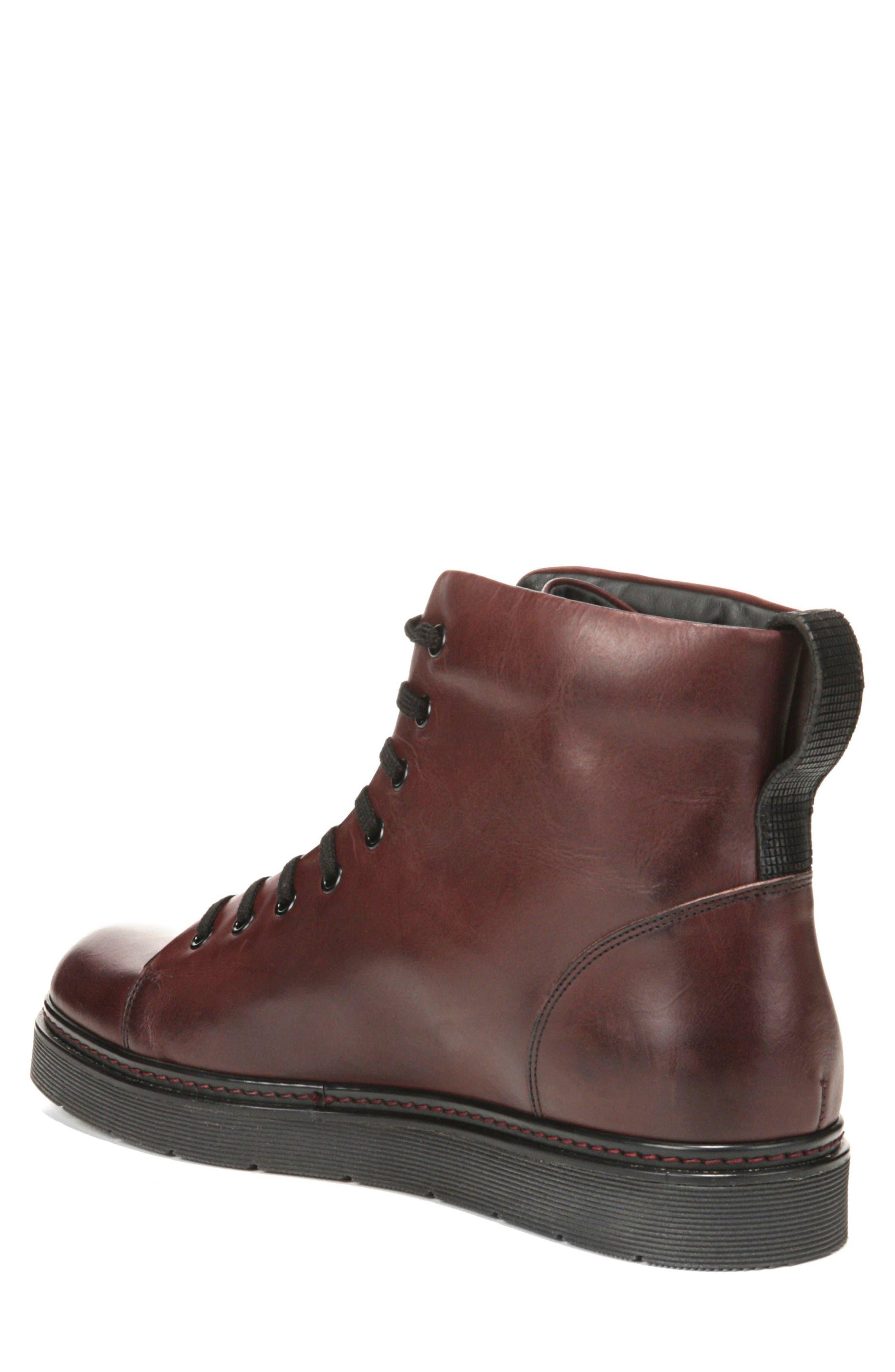 Malone Plain Toe Boot,                             Alternate thumbnail 4, color,