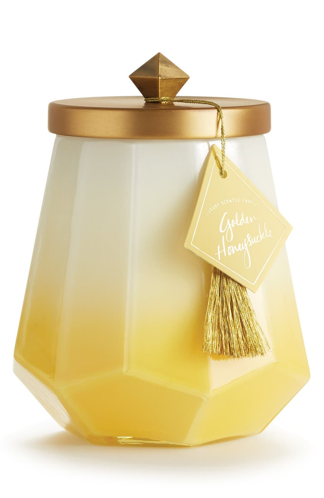 'Laurel' Scented Candle Jar,                             Main thumbnail 6, color,