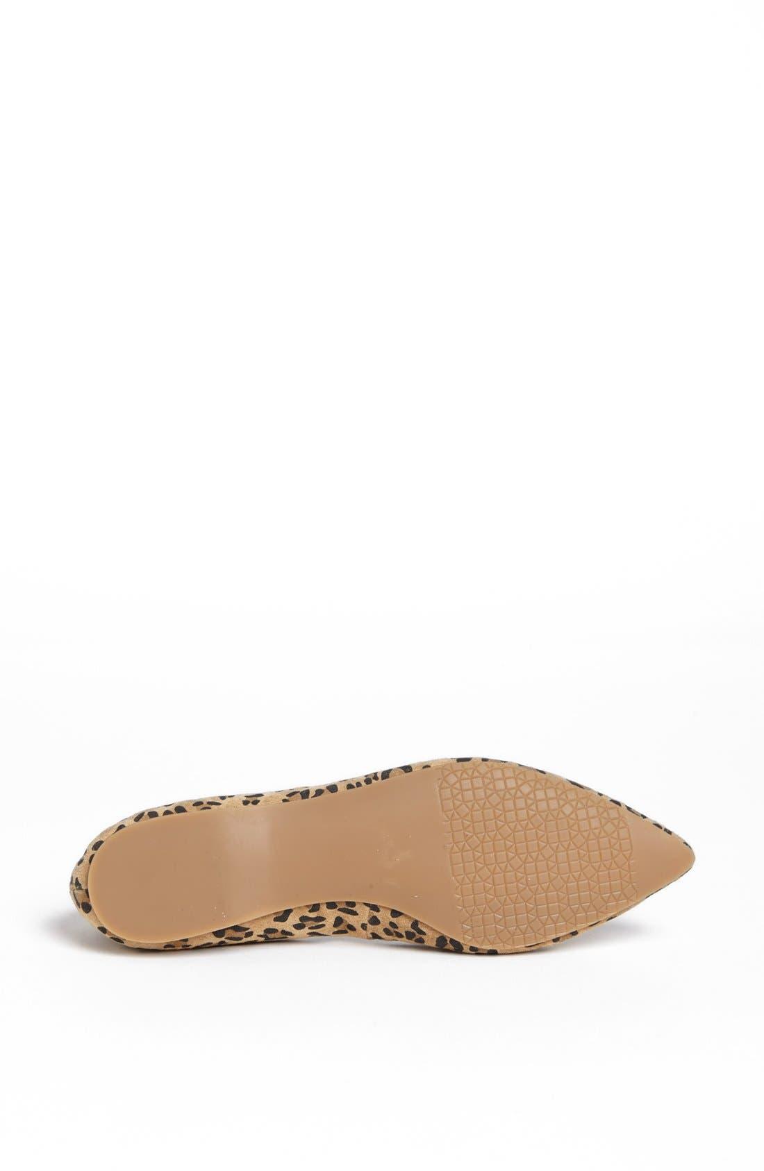 'Moveover' Pointy Toe Flat,                             Alternate thumbnail 44, color,
