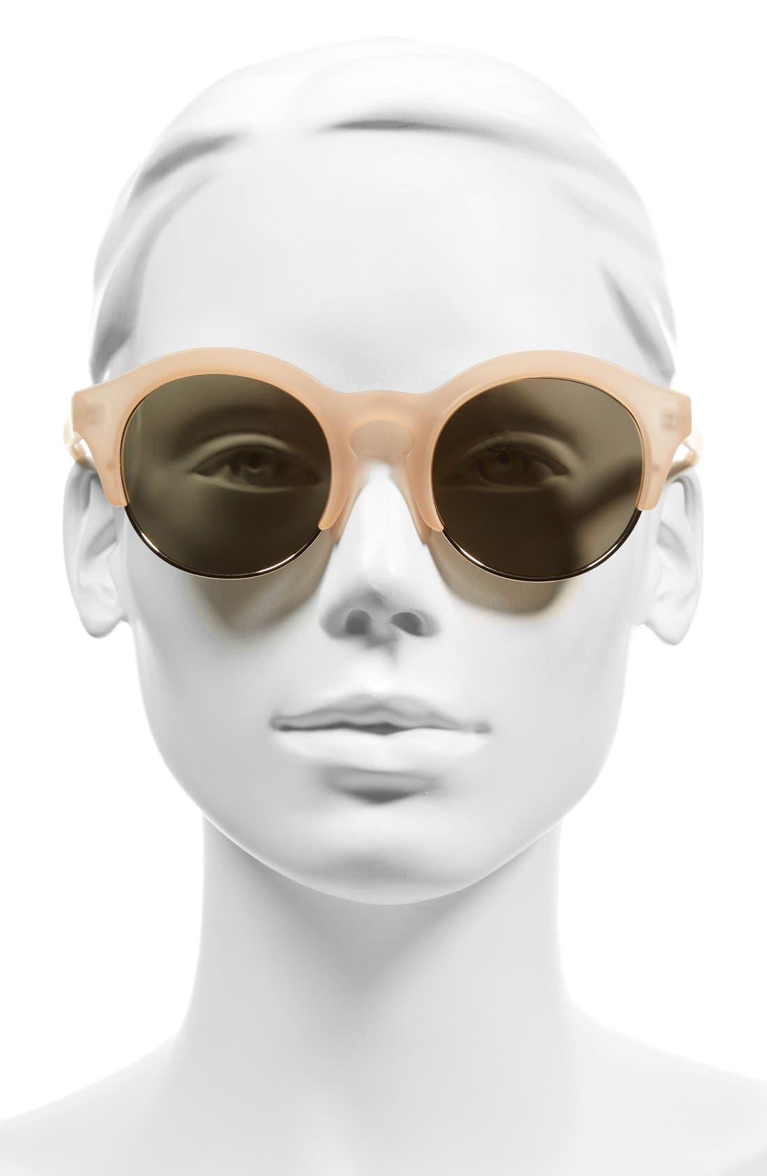 'Edition Five' 51mm Sunglasses,                             Alternate thumbnail 6, color,