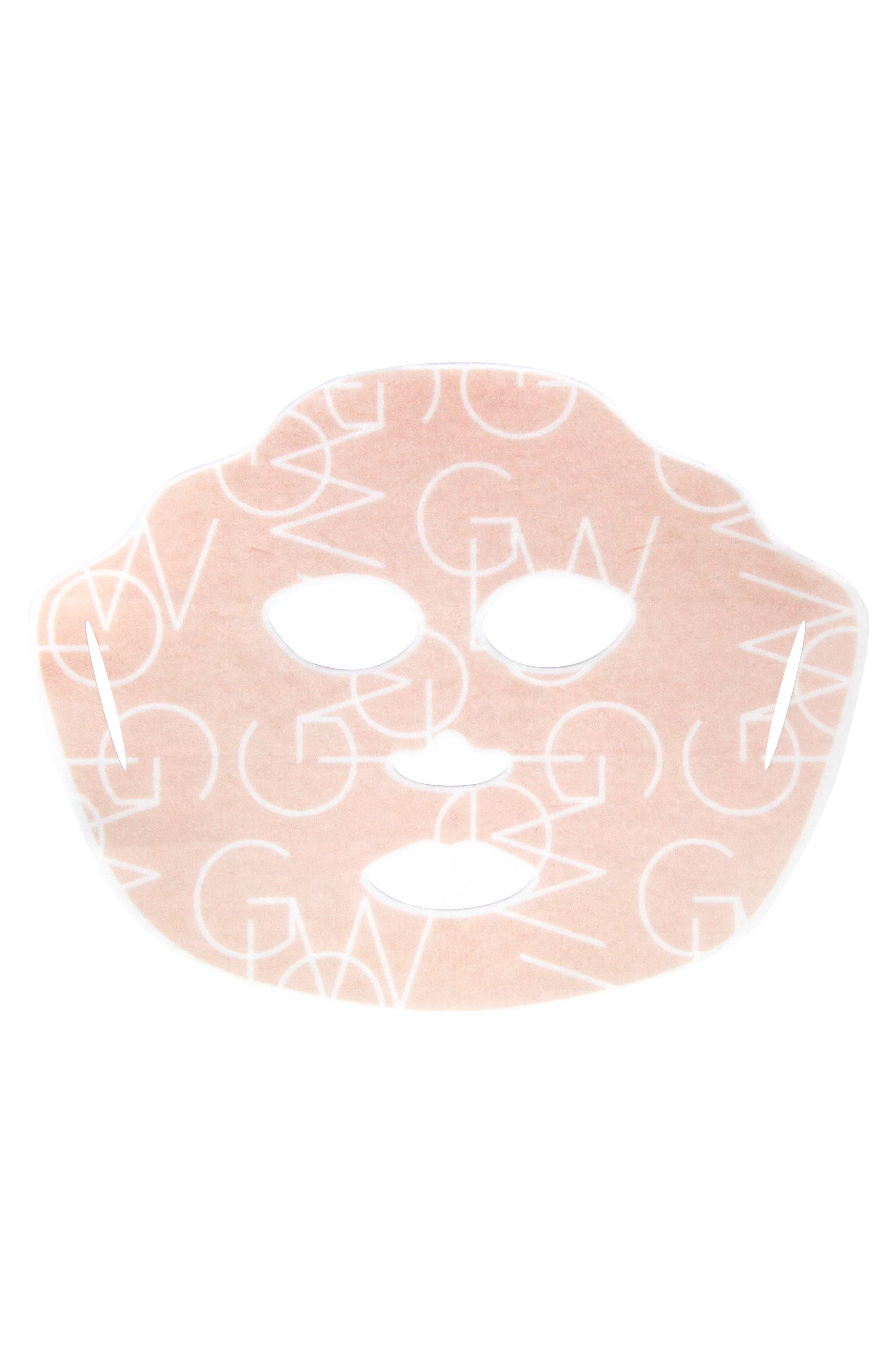 DRY Mask SelfieFix Waterless Facial Mask,                             Alternate thumbnail 2, color,                             NO COLOR