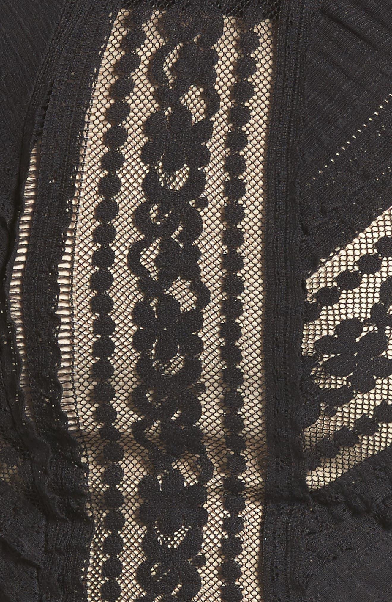 Topanga Lace Sheath Dress,                             Alternate thumbnail 5, color,