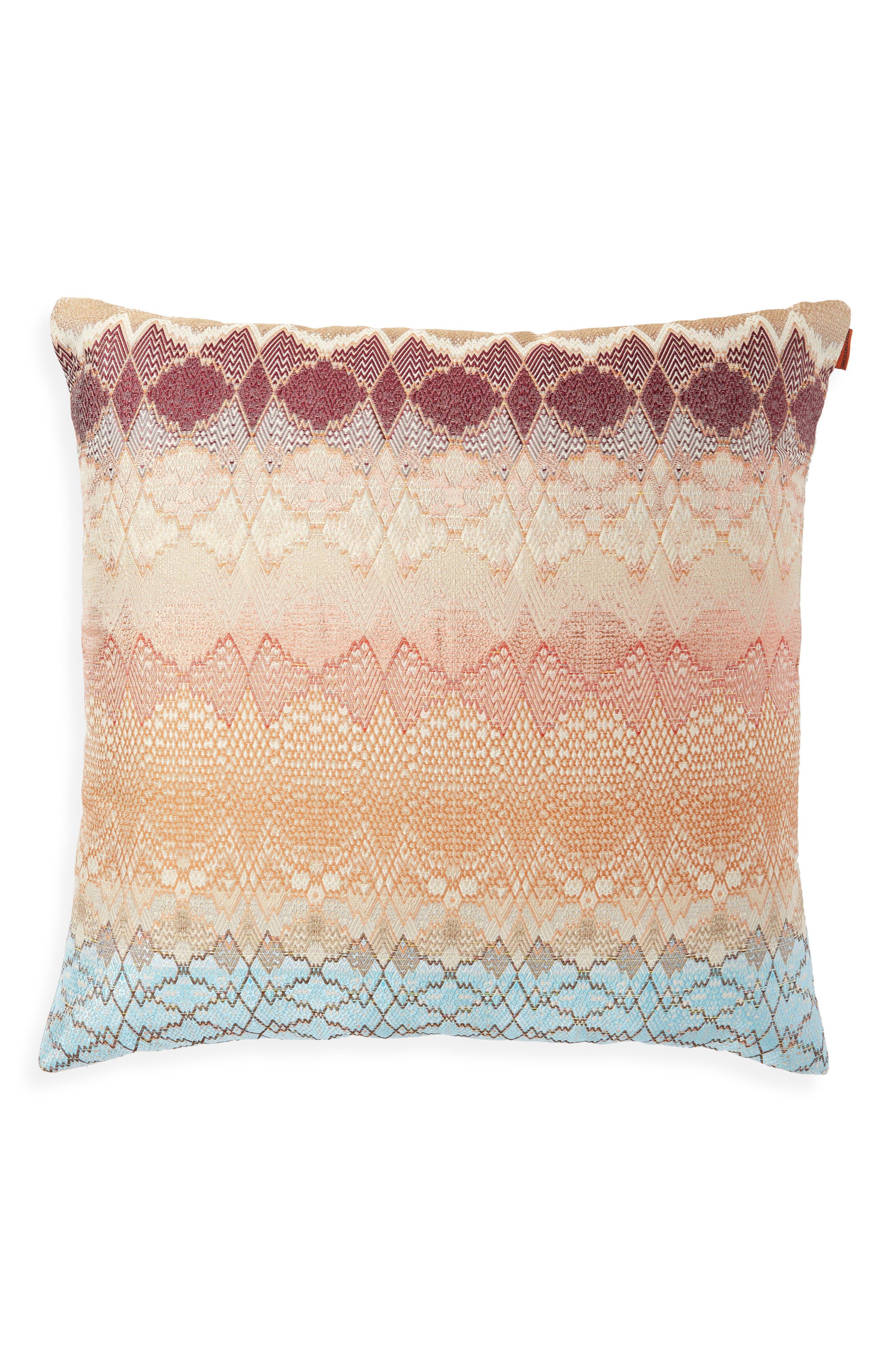 MISSONI,                             Tbilissi Accent Pillow,                             Alternate thumbnail 2, color,                             800