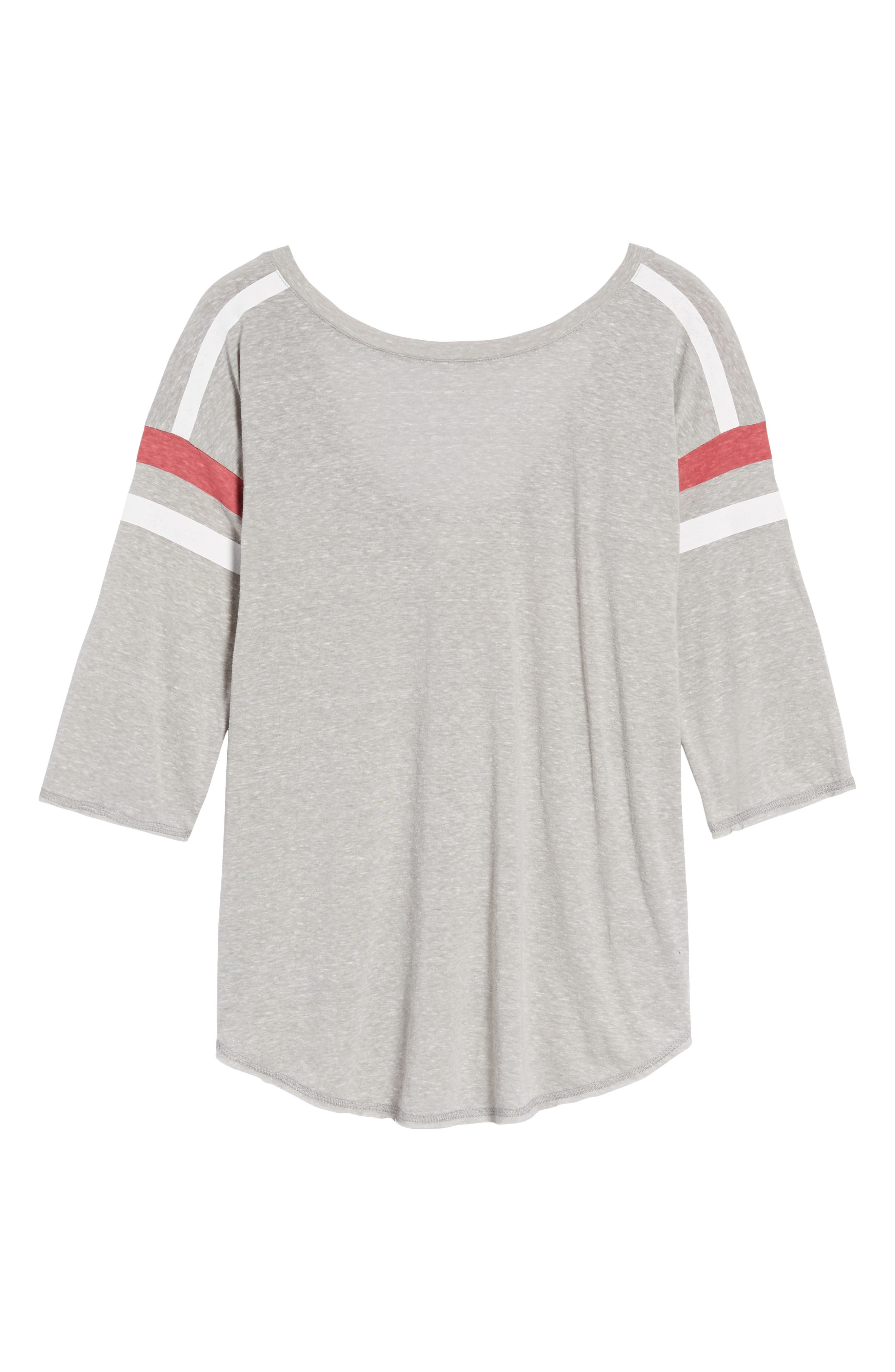 Sporty Tee,                             Alternate thumbnail 6, color,                             050