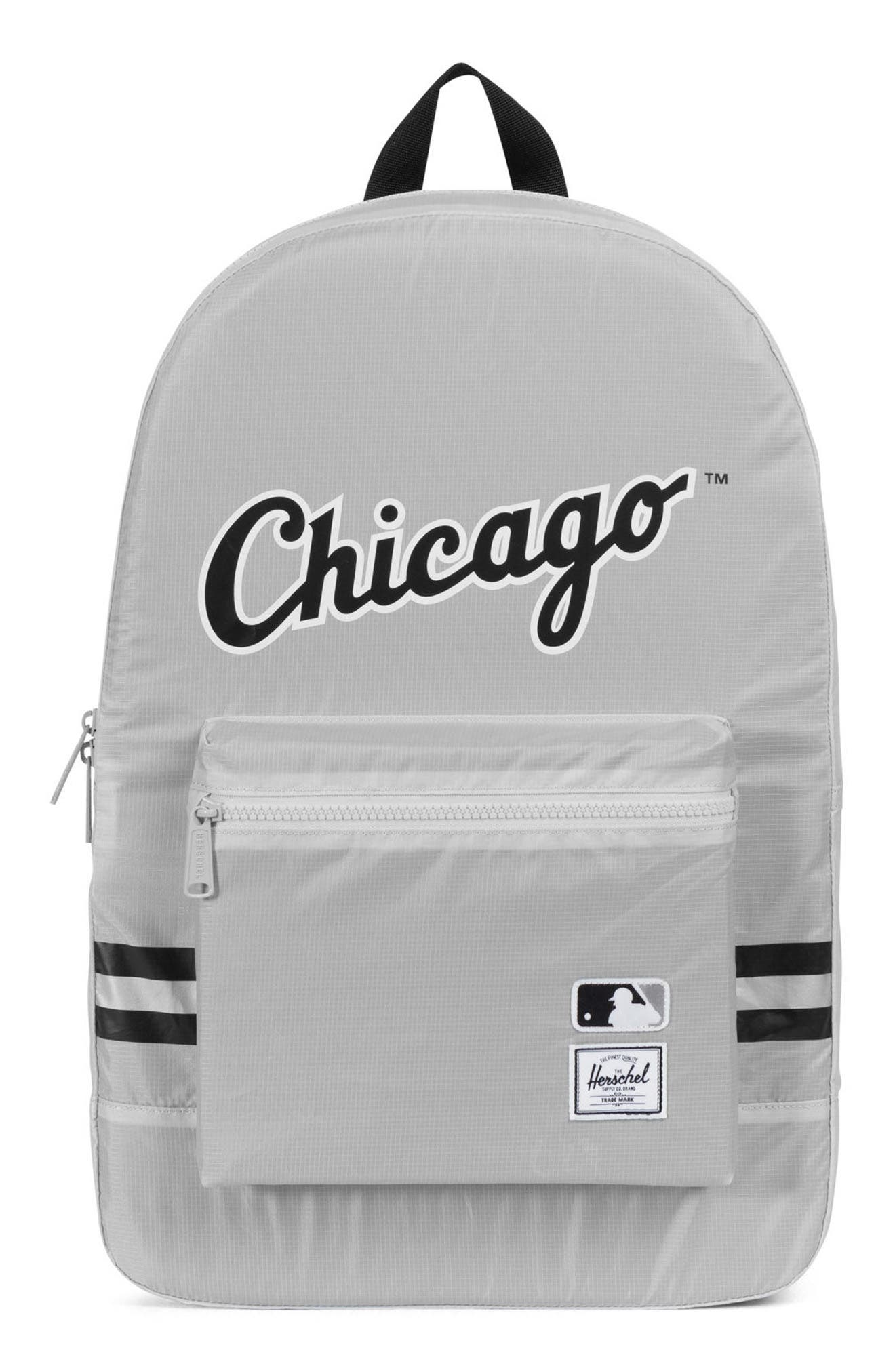Packable - MLB American League Backpack,                         Main,                         color, 020