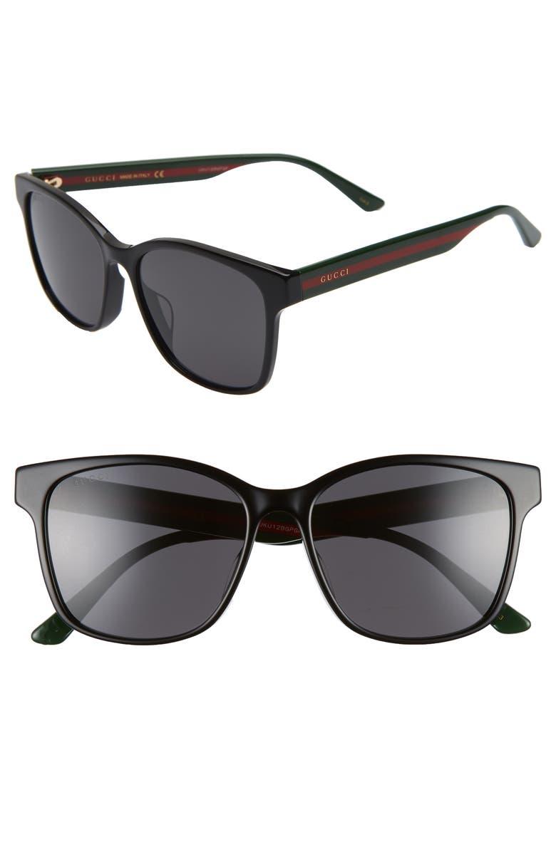eb38d5c78e Gucci 56mm Sunglasses