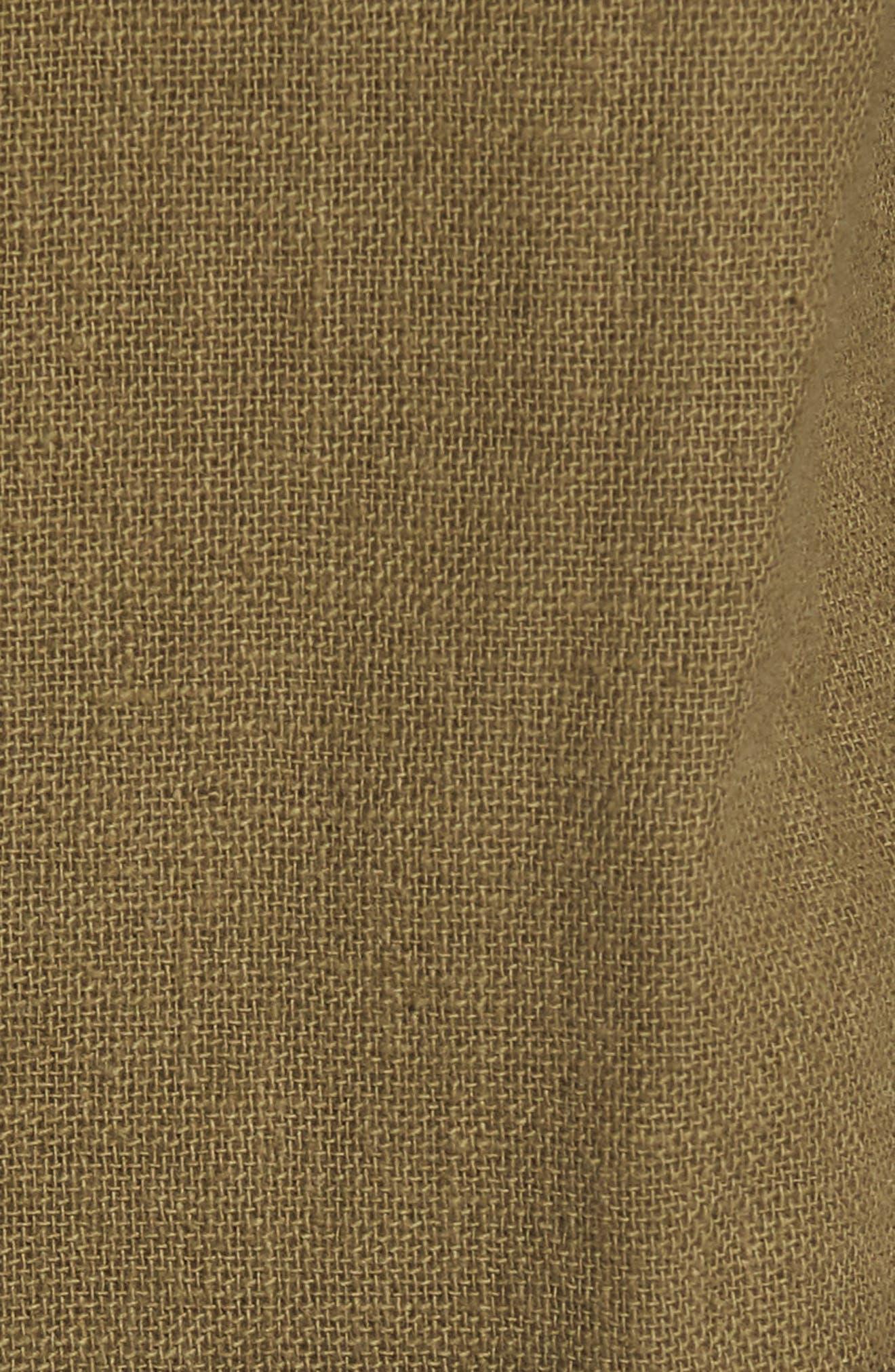 Maura Jacket,                             Alternate thumbnail 7, color,                             OLIVE GROVE
