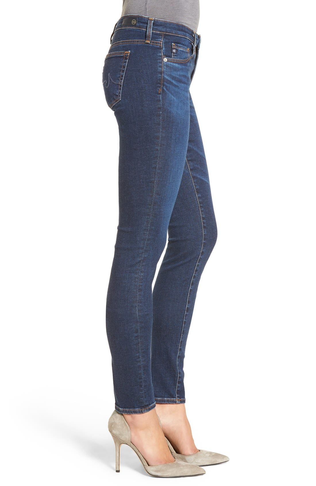 'The Legging' Super Skinny Jeans,                             Alternate thumbnail 44, color,