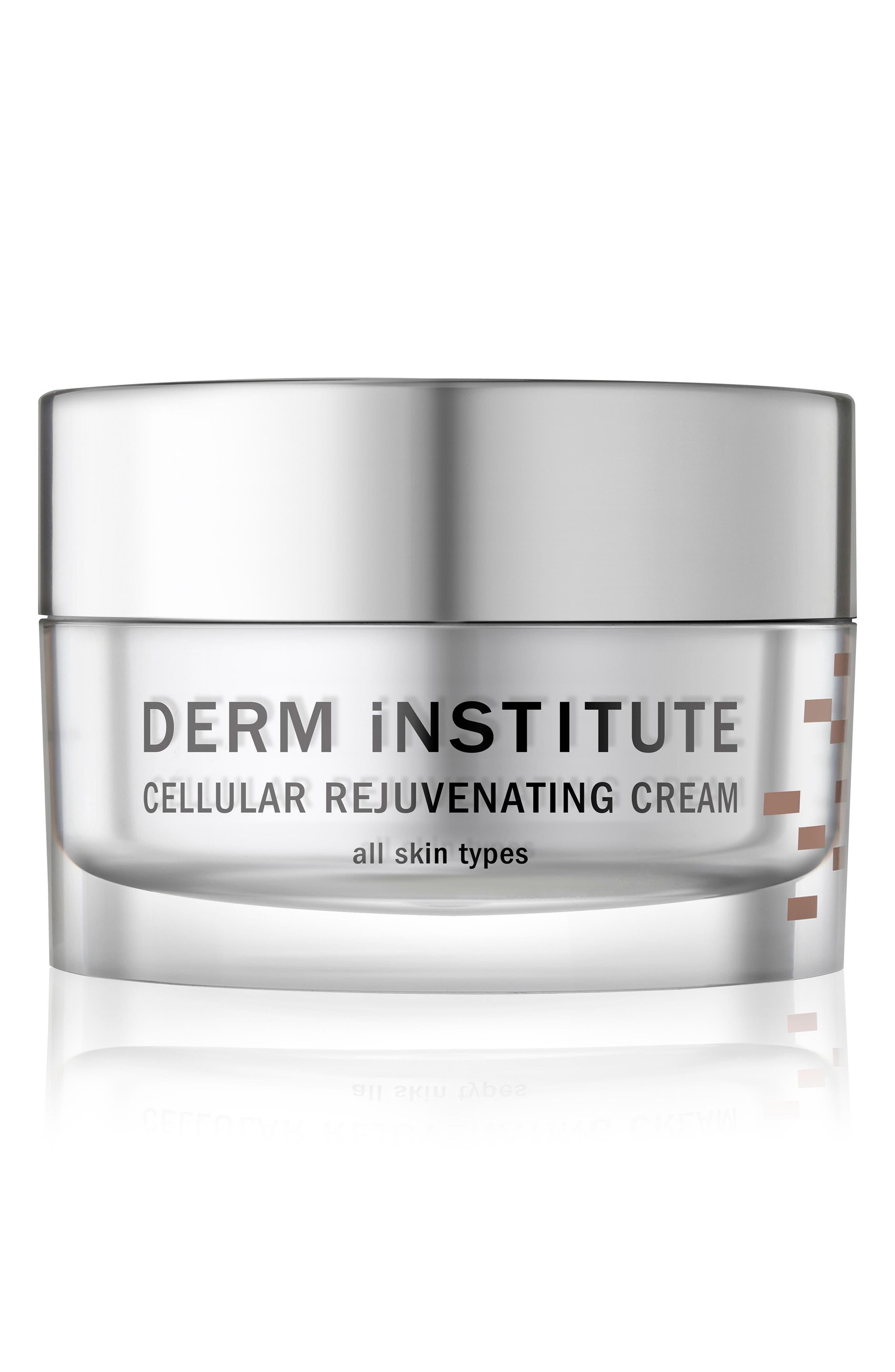 SPACE.NK.apothecary Derm Institute Cellular Rejuvenating Cream,                             Main thumbnail 1, color,                             NO COLOR