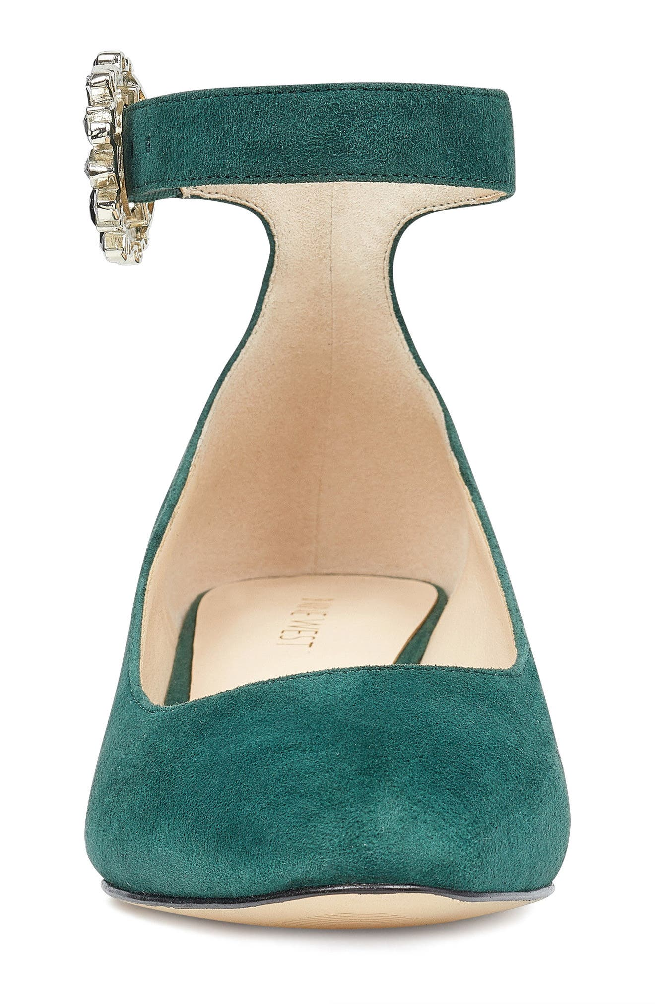 Bartly Ankle Strap Pump,                             Alternate thumbnail 12, color,