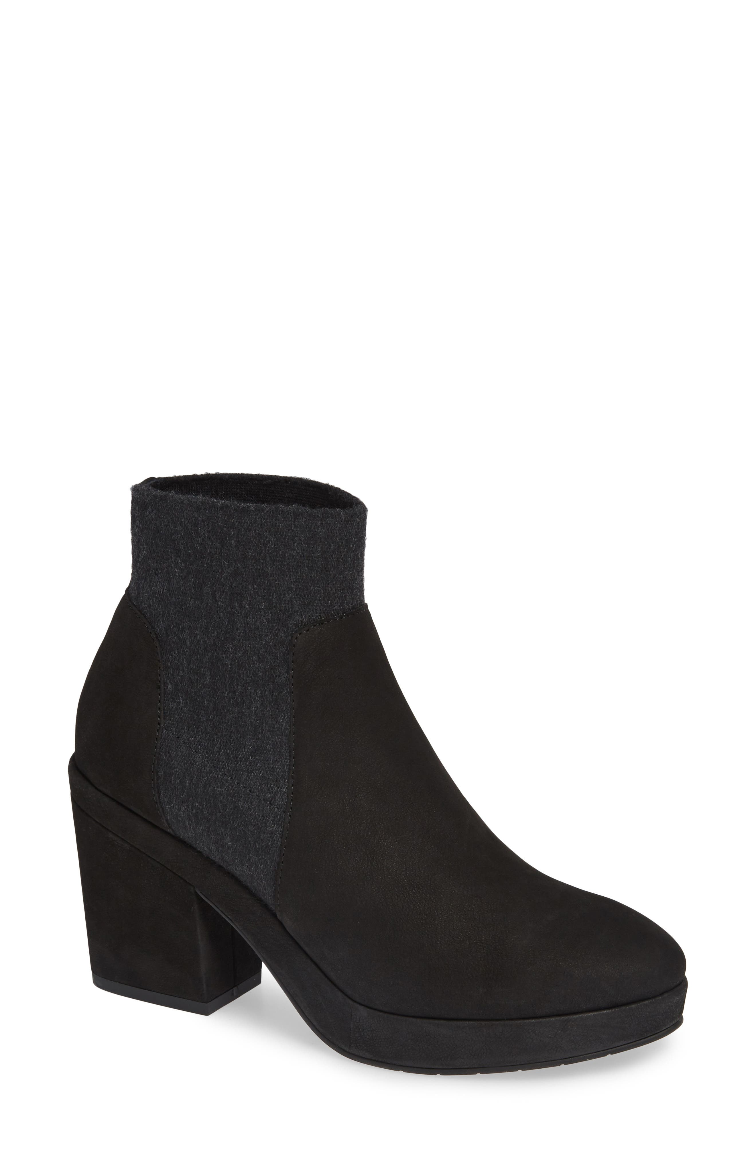 Eileen Fisher Later Bootie