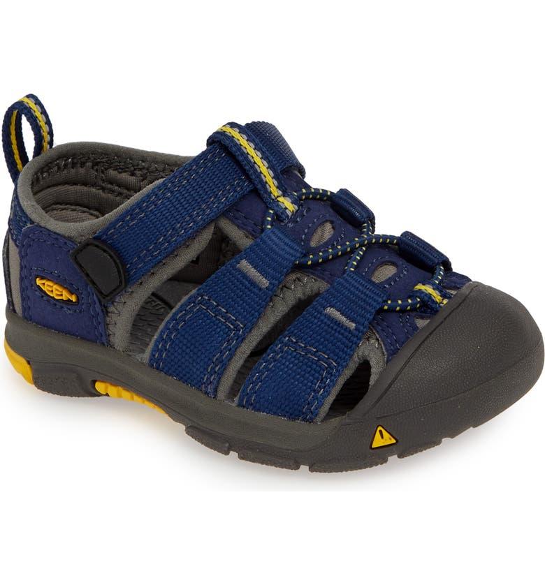 8b90bf5e81ef Keen  Newport H2  Water Friendly Sandal (Baby