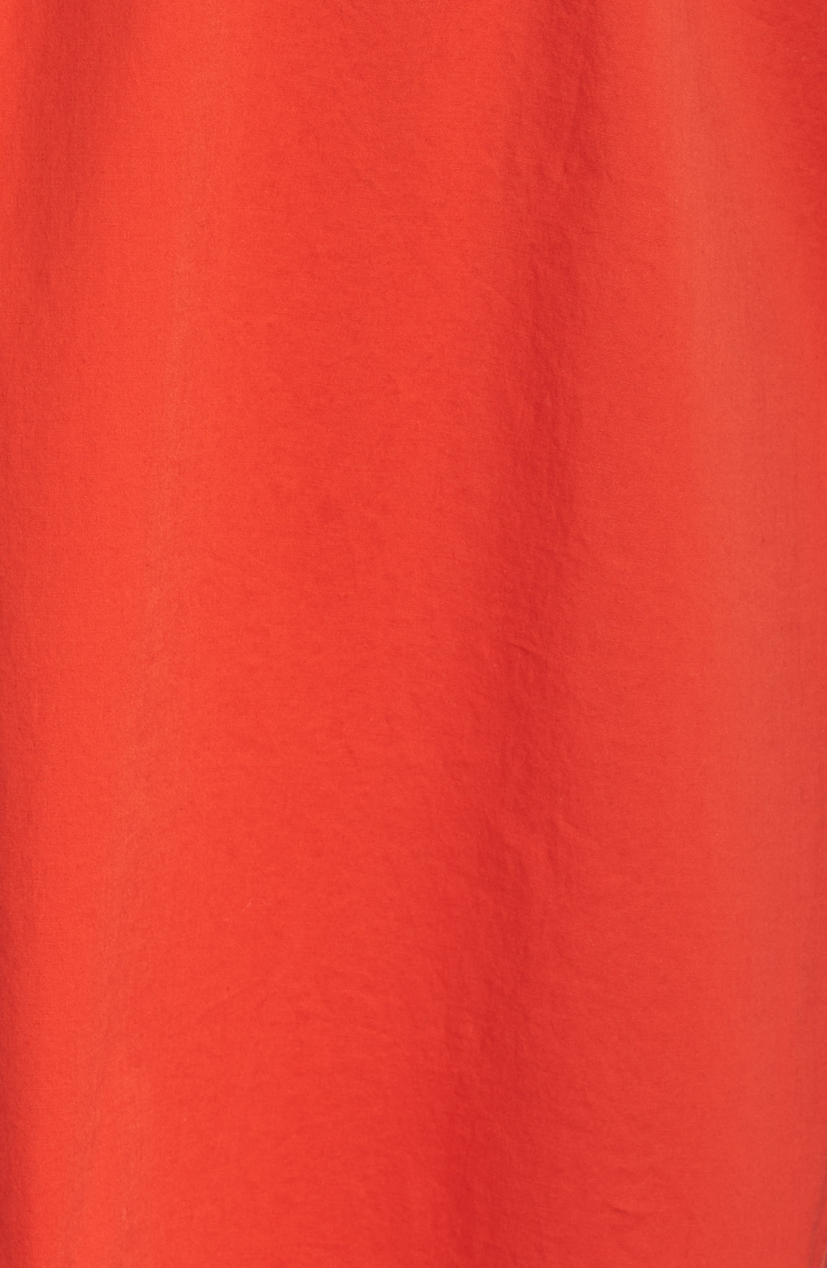 Collared Shift Dress,                             Alternate thumbnail 5, color,                             637