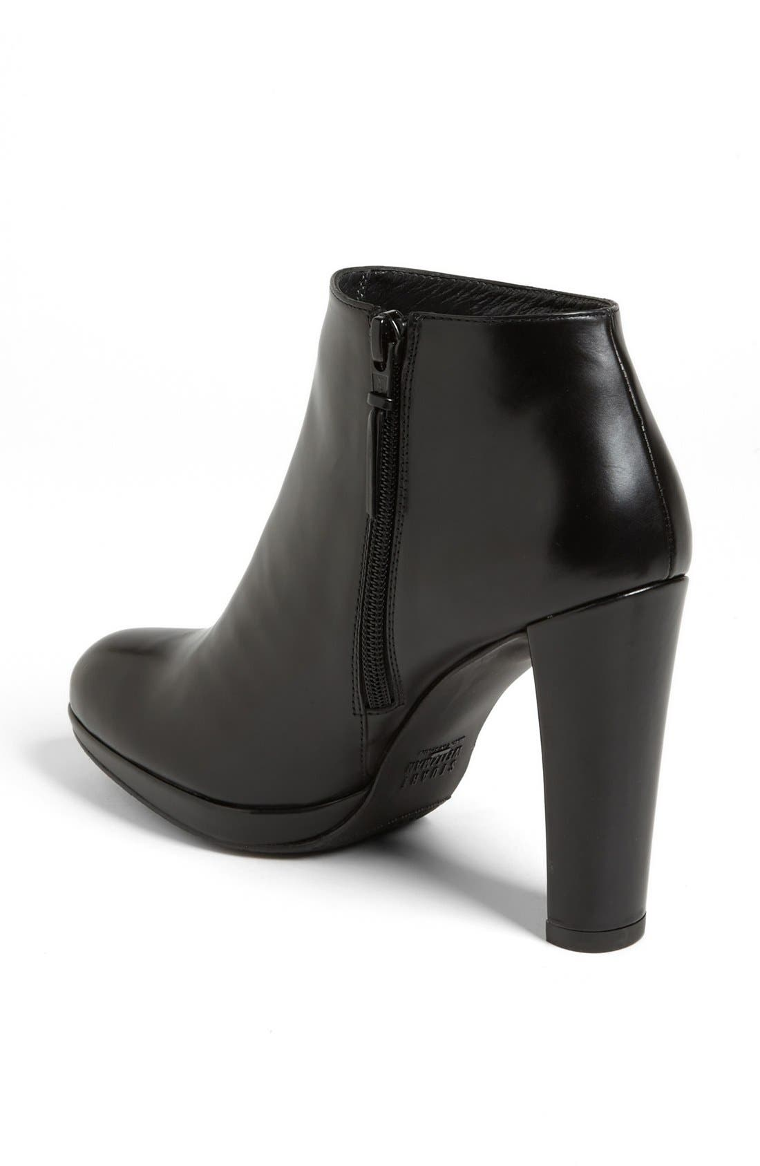 STUART WEITZMAN,                             'Gran' Boot,                             Alternate thumbnail 3, color,                             006
