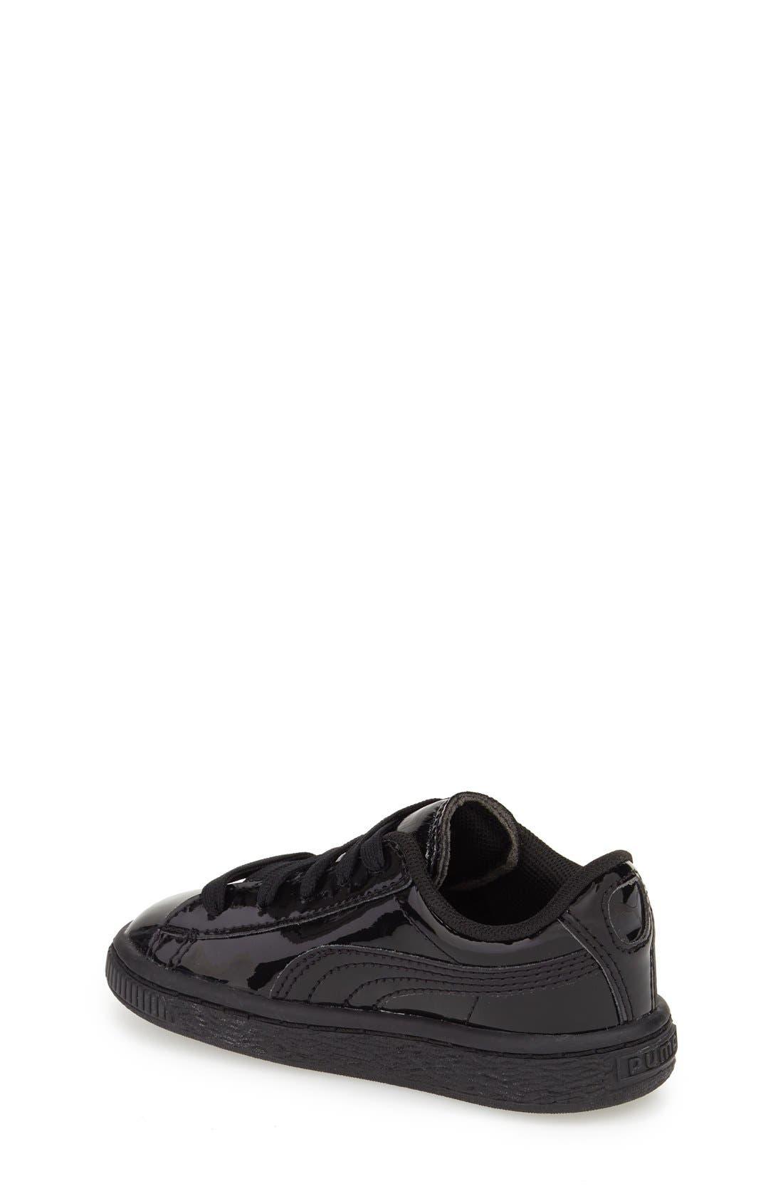 'Basket Classic' Shoe,                             Alternate thumbnail 2, color,                             001