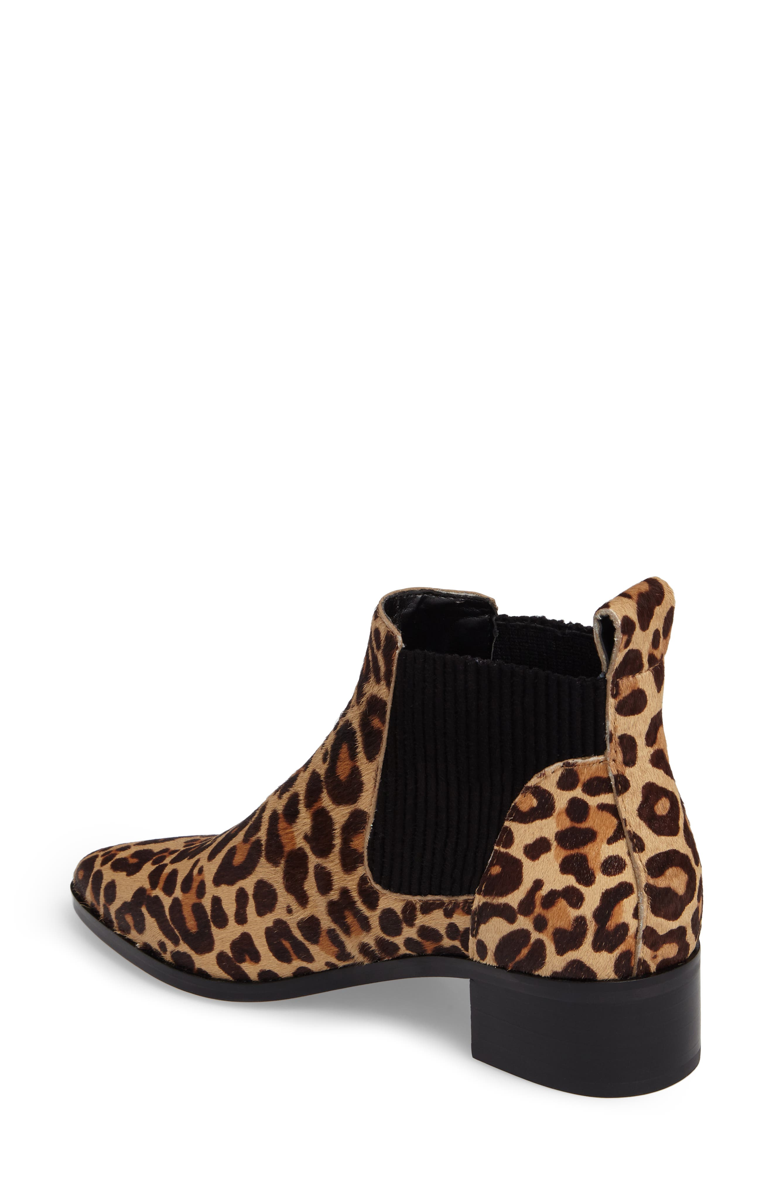 Macie Pointy Toe Chelsea Bootie,                             Alternate thumbnail 6, color,