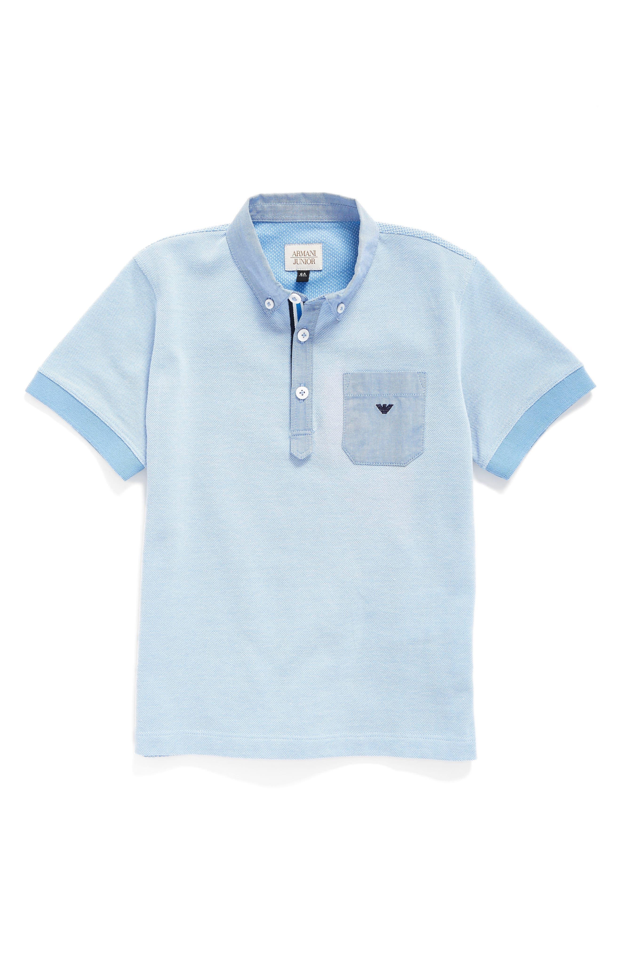Piqué Polo,                         Main,                         color,
