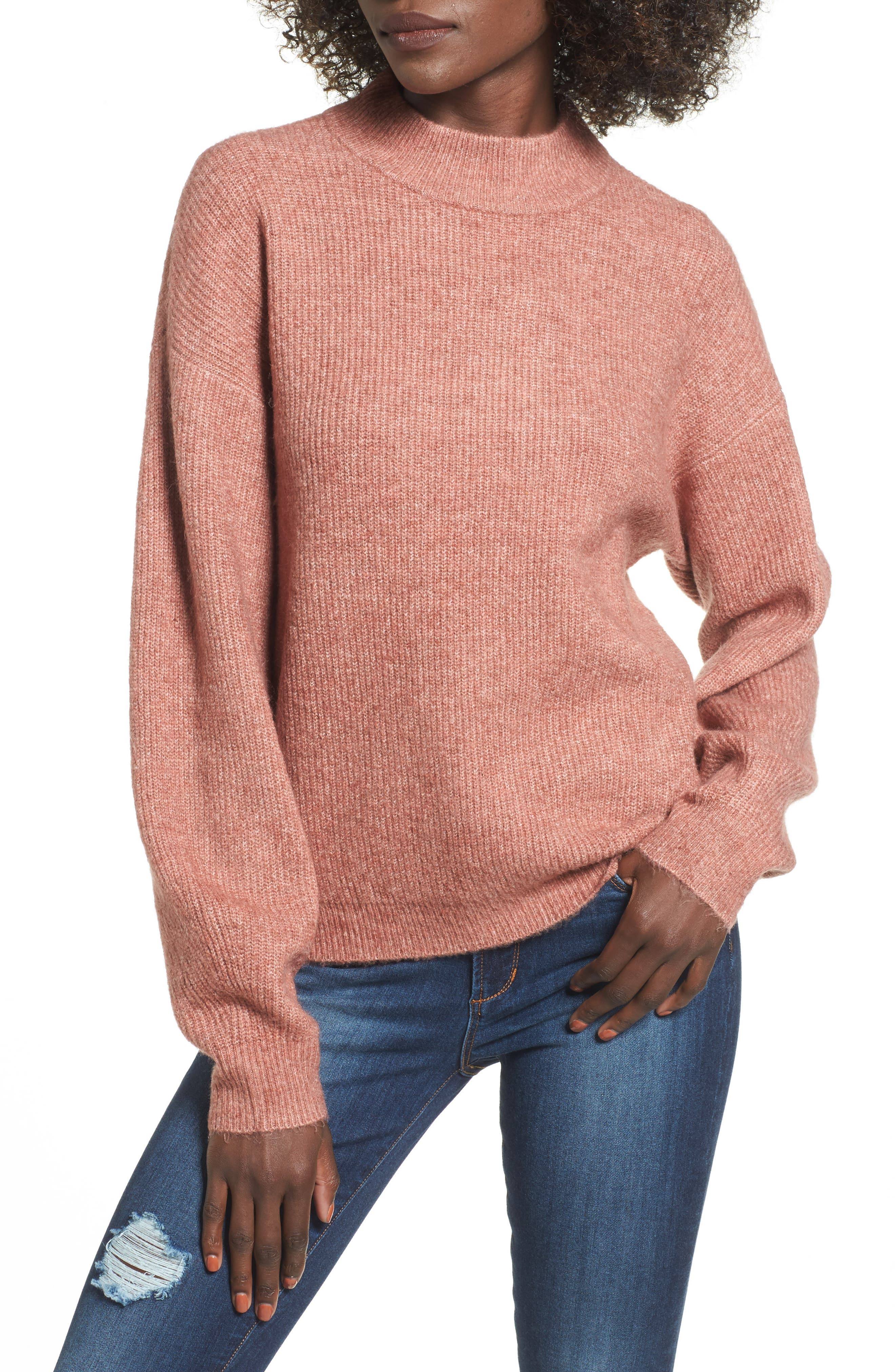 Cozy Ribbed Pullover,                             Main thumbnail 9, color,