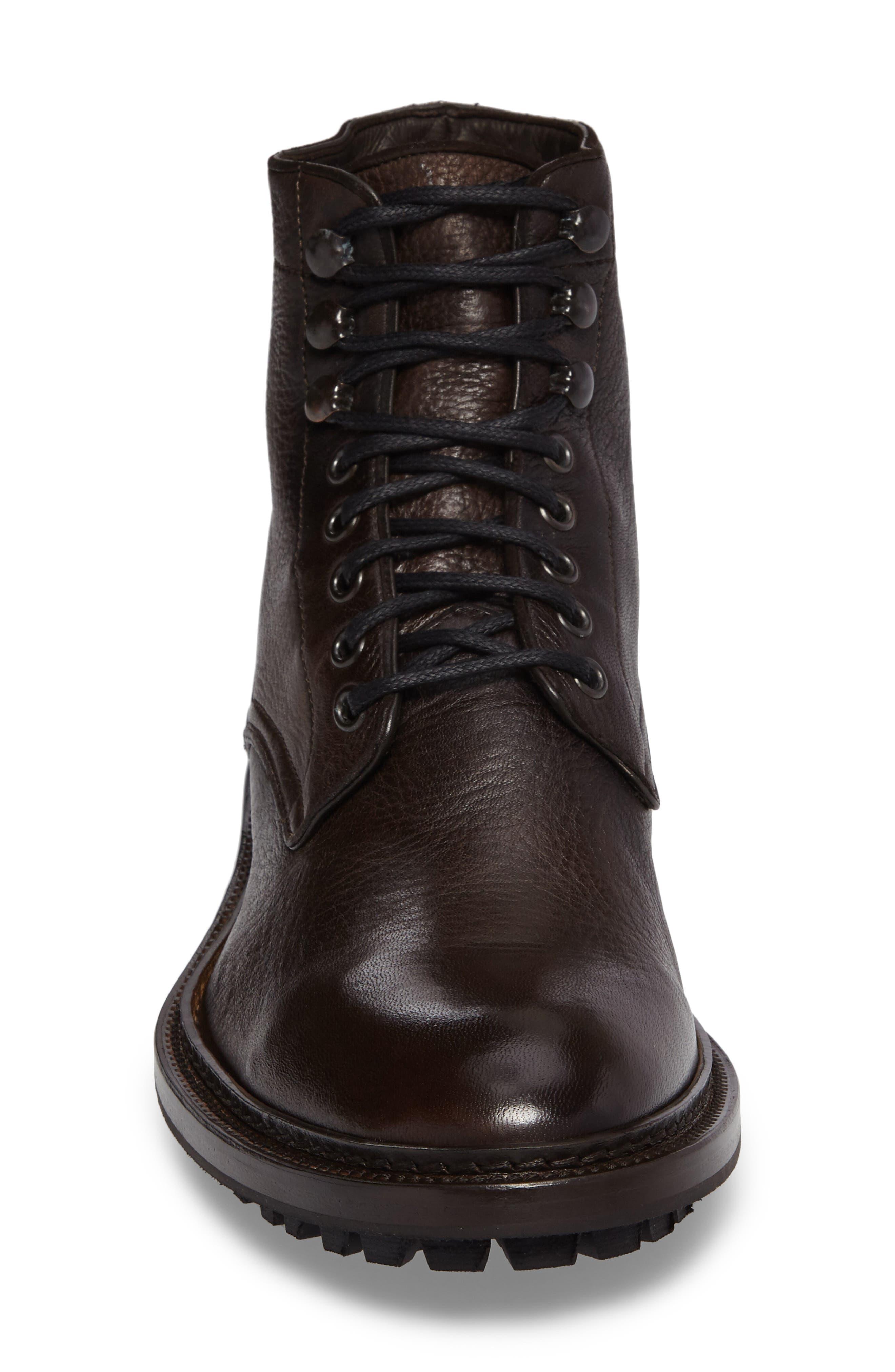 Greyson Plain Toe Boot,                             Alternate thumbnail 4, color,                             200