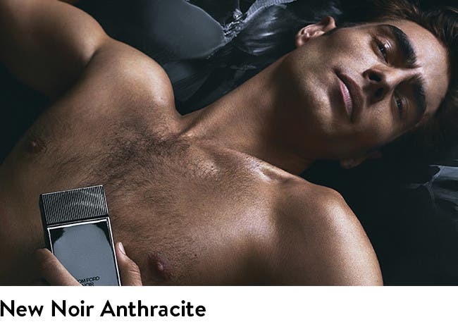 Noir anthracite, a new fragrance from Tom Ford.