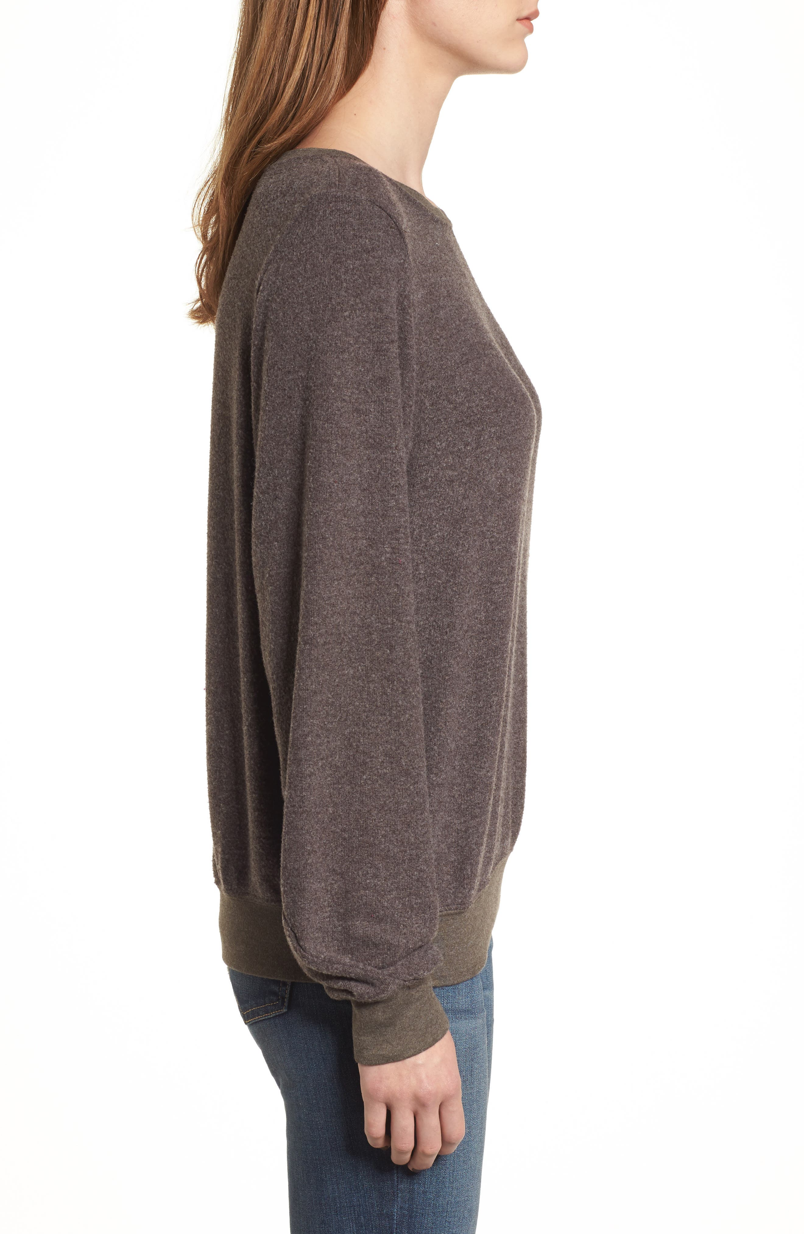 'Baggy Beach Jumper' Pullover,                             Alternate thumbnail 89, color,