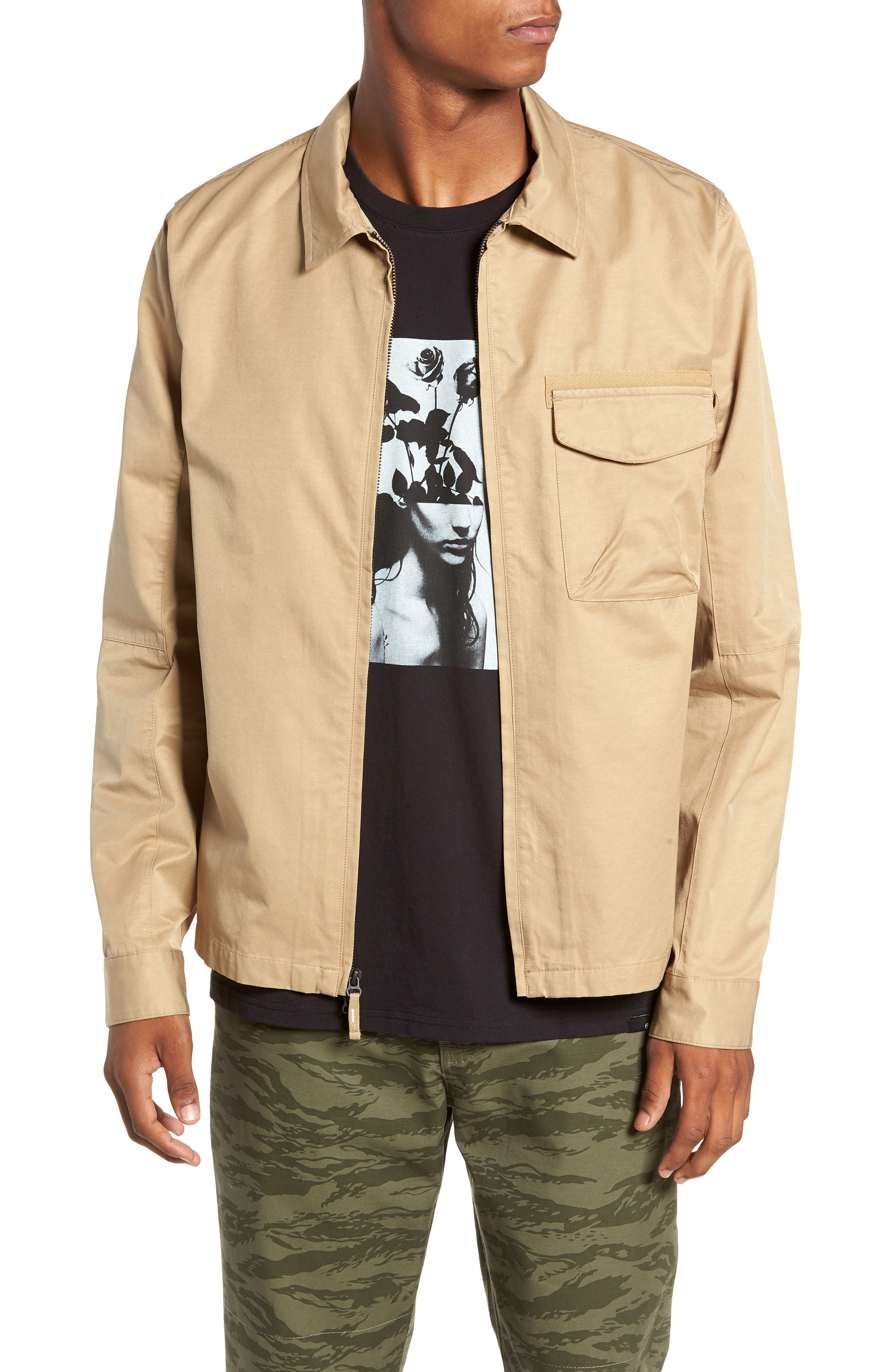 Hale Shirt Jacket,                         Main,                         color, 200