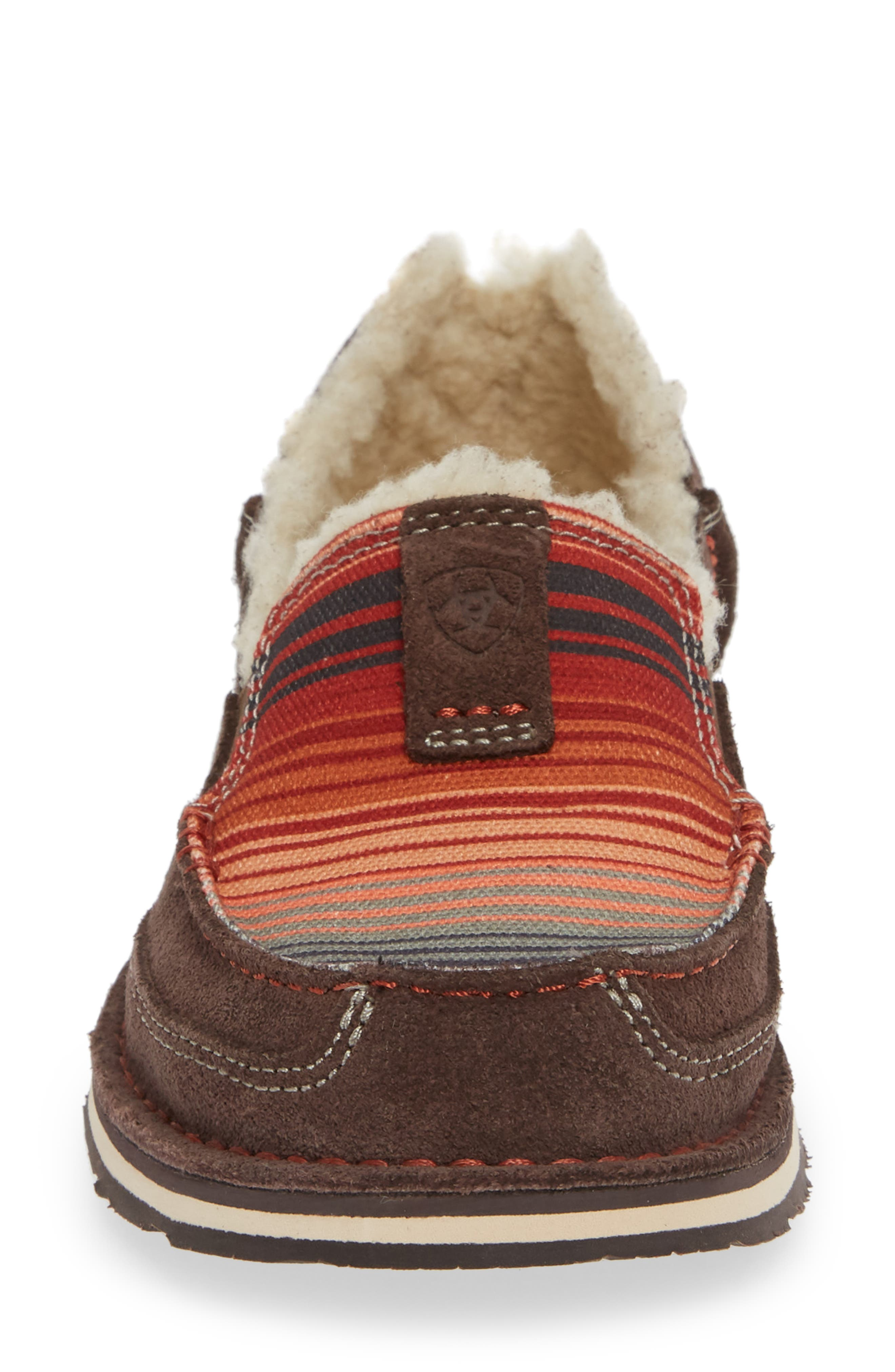 ARIAT,                             Cruiser Slip-On Loafer,                             Alternate thumbnail 4, color,                             SOUTHWESTERN FABRIC