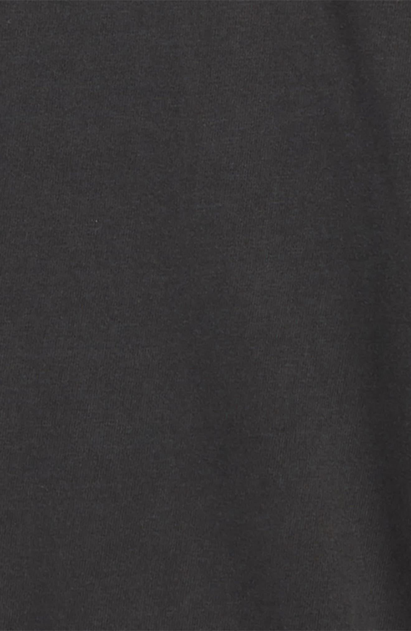 STEM,                             Layer T-Shirt,                             Alternate thumbnail 2, color,                             BLACK