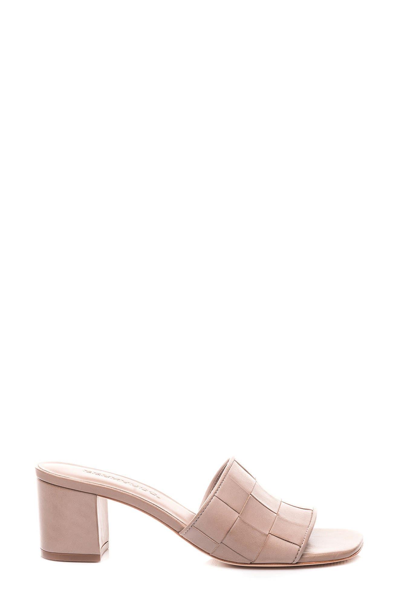 Bernardo Bridget Block Heel Sandal,                             Alternate thumbnail 10, color,