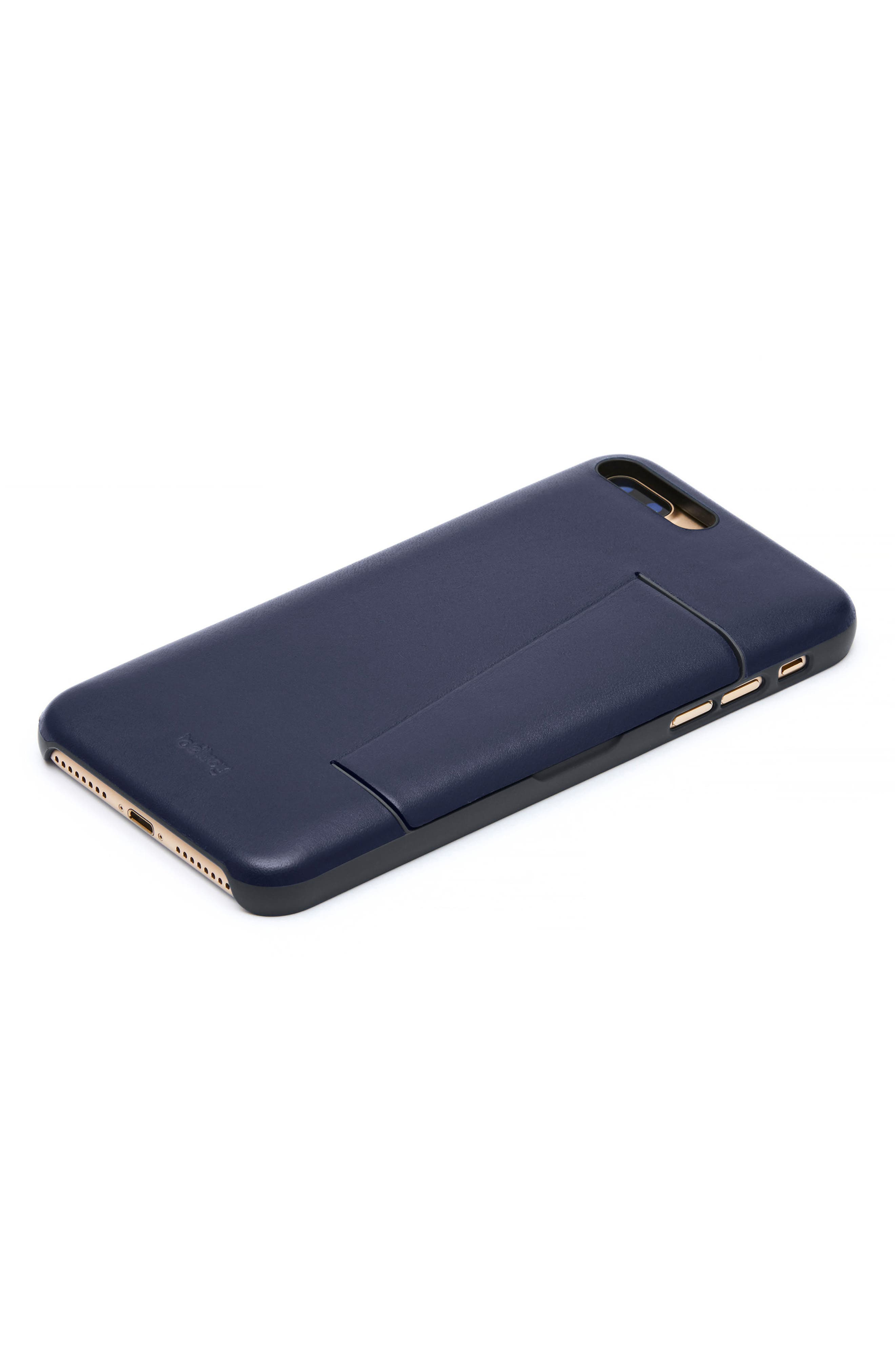 iPhone 7 Plus/8 Plus Case with Card Slots,                         Main,                         color, NAVY