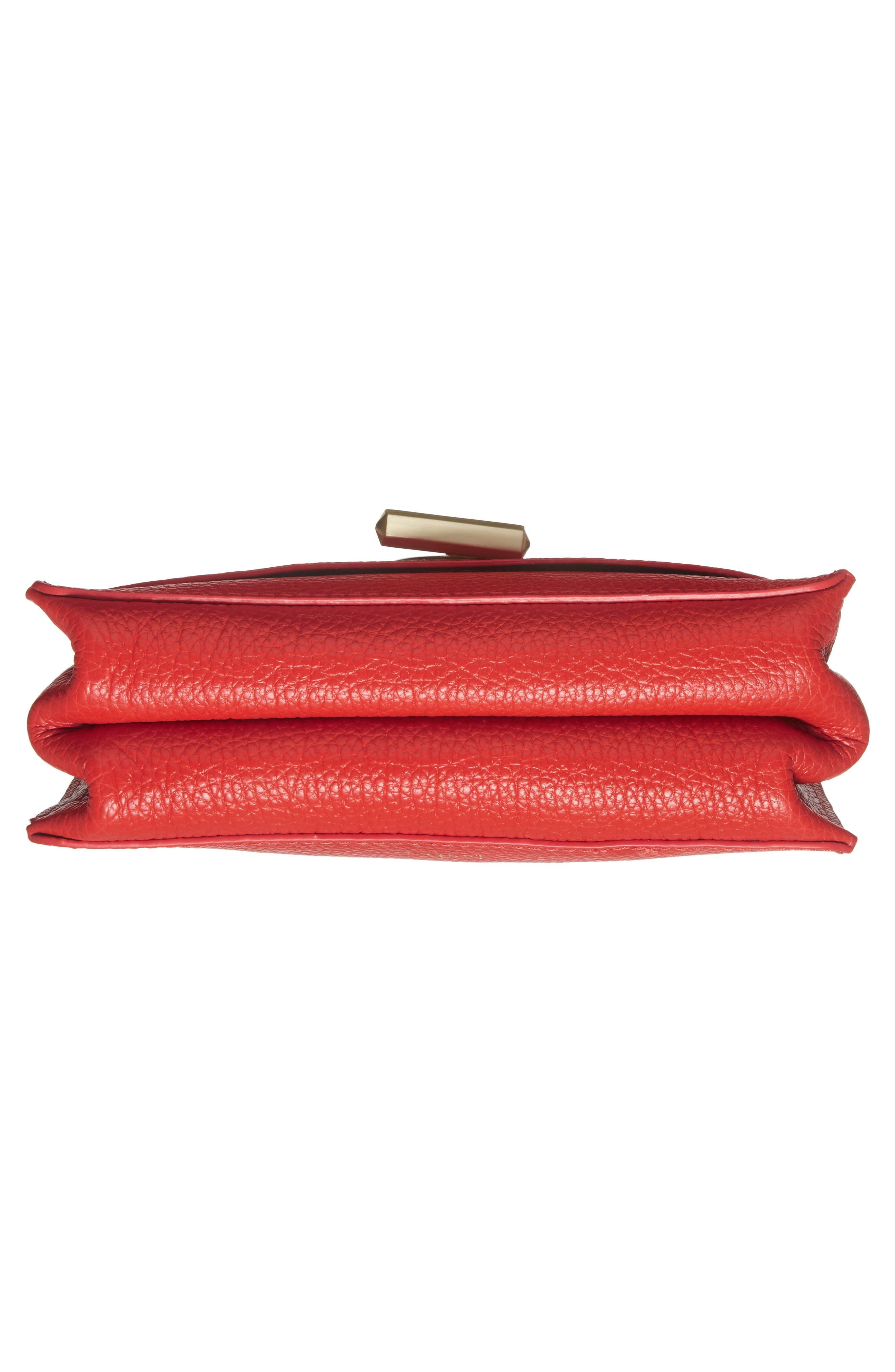 Waverly Leather Crossbody Bag,                             Alternate thumbnail 35, color,