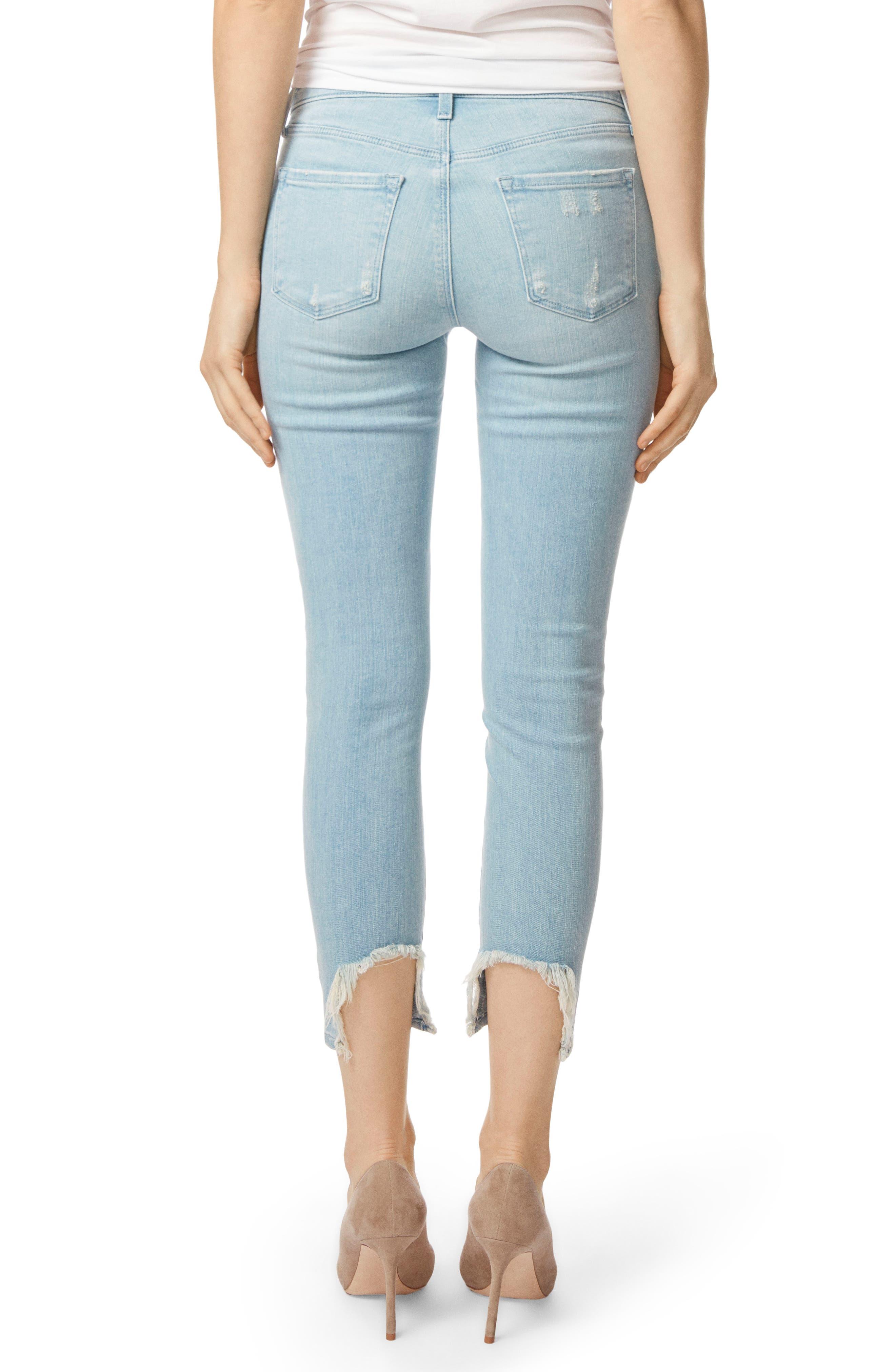 835 Capri Skinny Jeans,                             Alternate thumbnail 2, color,                             454