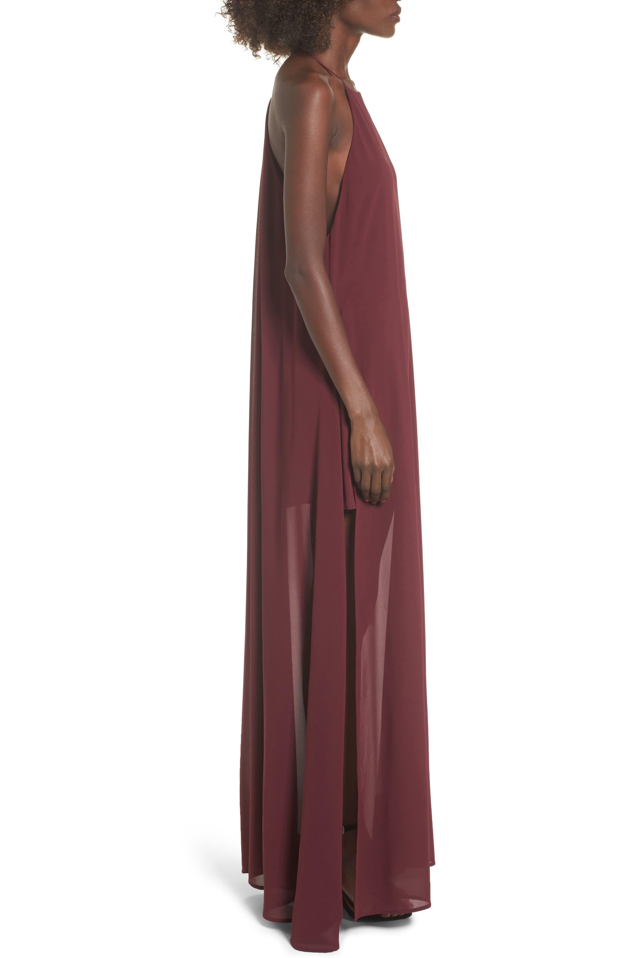 Bronte Maxi Dress,                             Alternate thumbnail 9, color,
