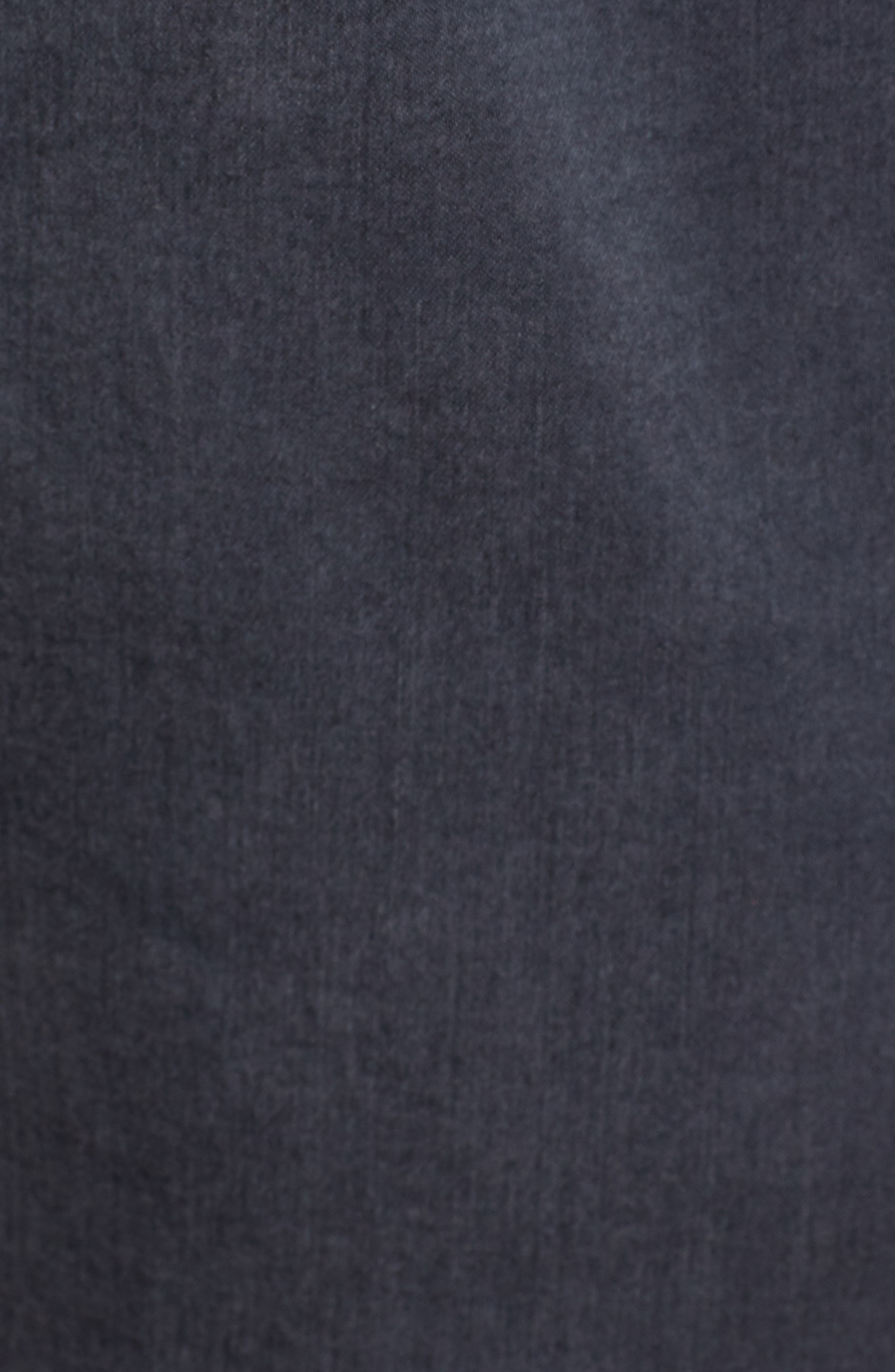 CASLON<SUP>®</SUP>,                             Sandwashed Pull-On Pants,                             Alternate thumbnail 5, color,                             GREY EBONY