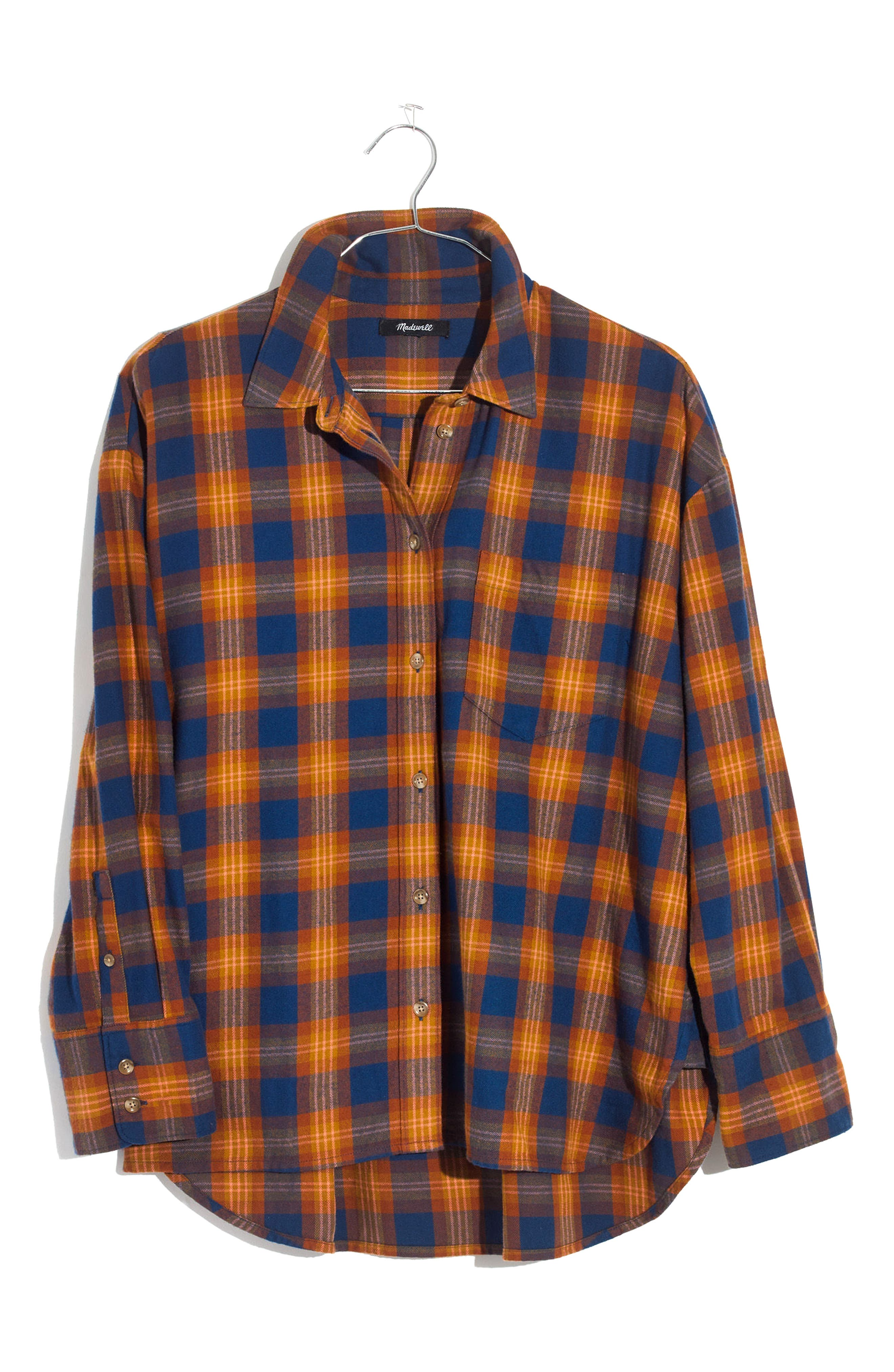 Westward Ardan Plaid Shirt,                             Alternate thumbnail 4, color,                             400