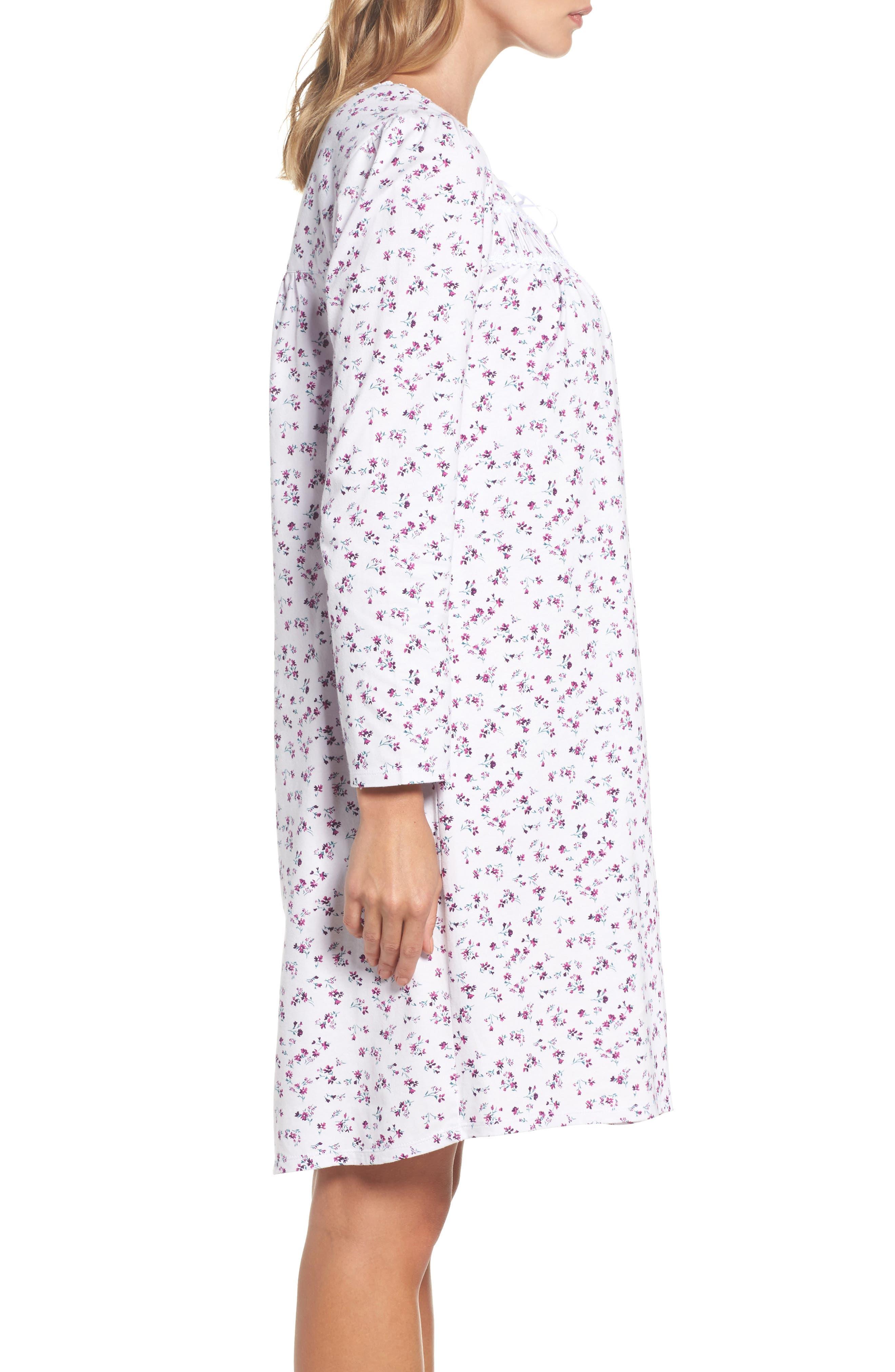 Short Nightgown,                             Alternate thumbnail 3, color,                             559