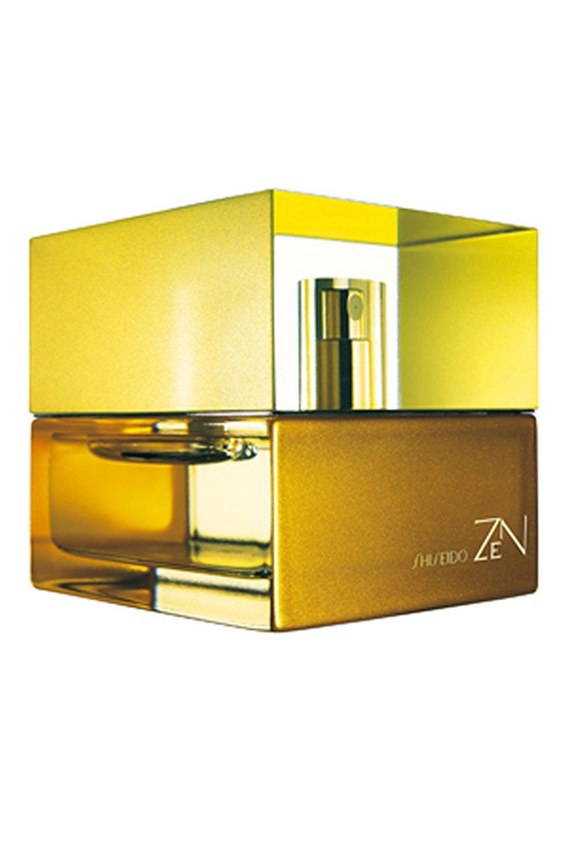 SHISEIDO,                             Zen Eau de Parfum,                             Main thumbnail 1, color,                             NO COLOR