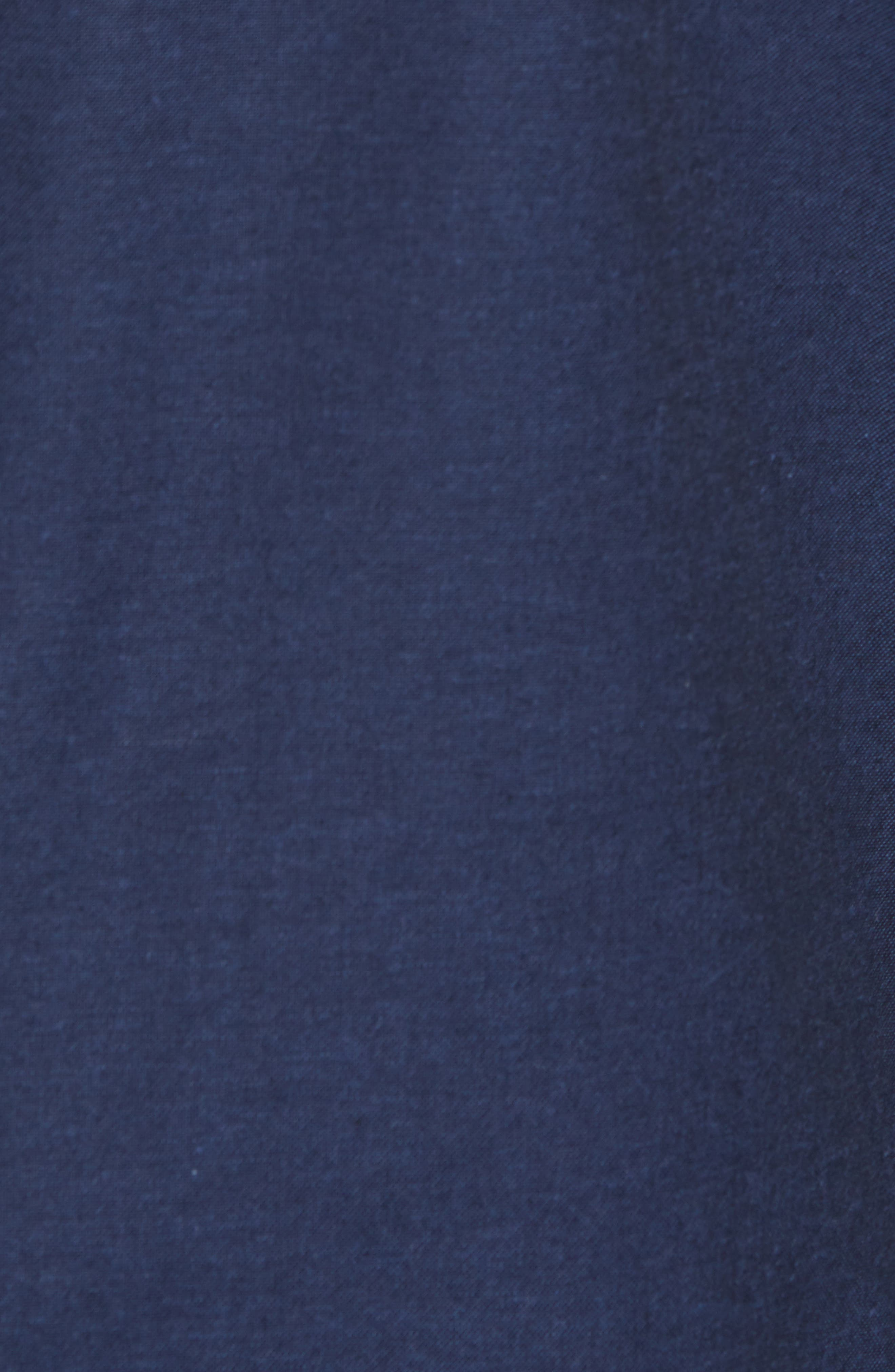 Washed Stretch Cotton Blazer,                             Alternate thumbnail 6, color,                             410