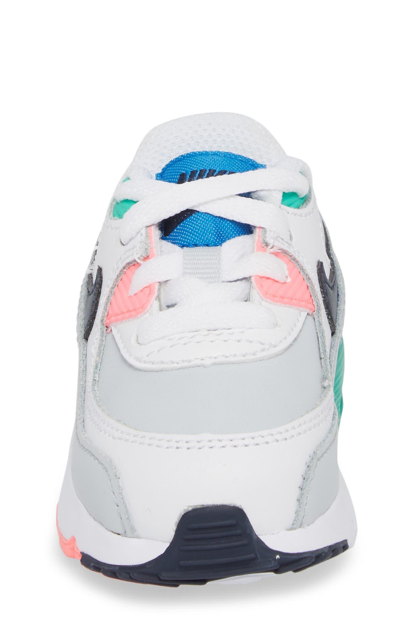 Air Max 90 Sneaker,                             Alternate thumbnail 10, color,