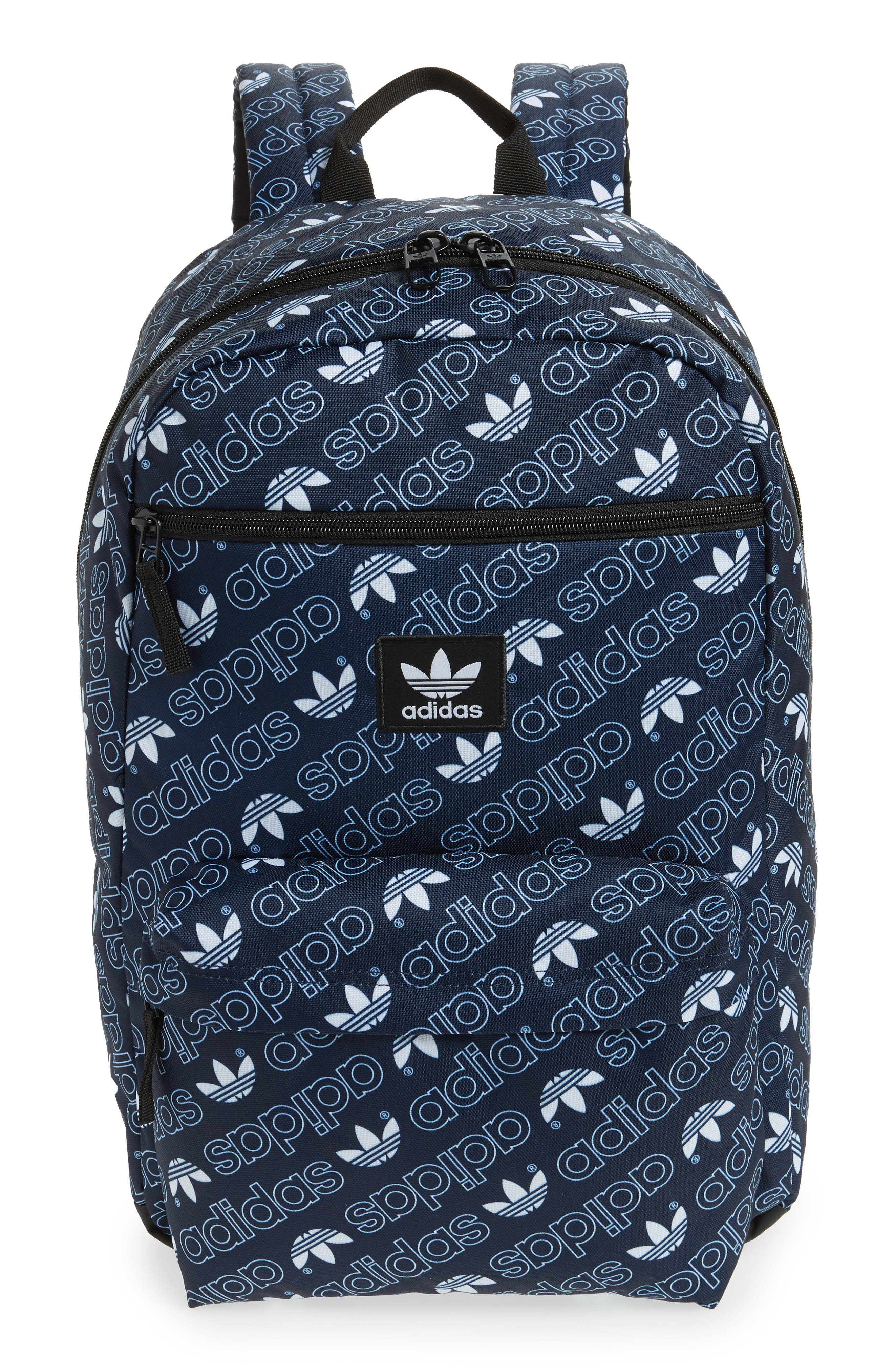 Adidas Originals Monogram National Backpack - Blue