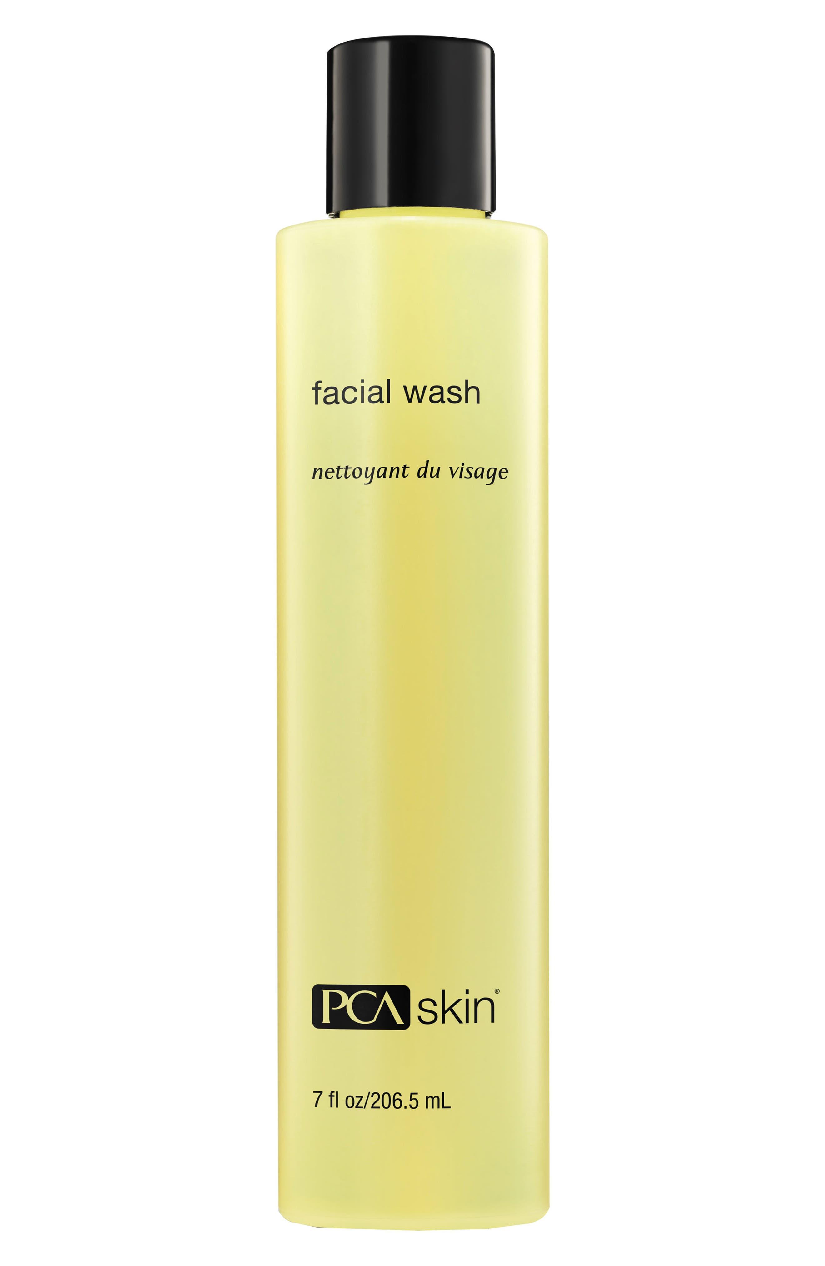 Facial Wash,                         Main,                         color, NO COLOR